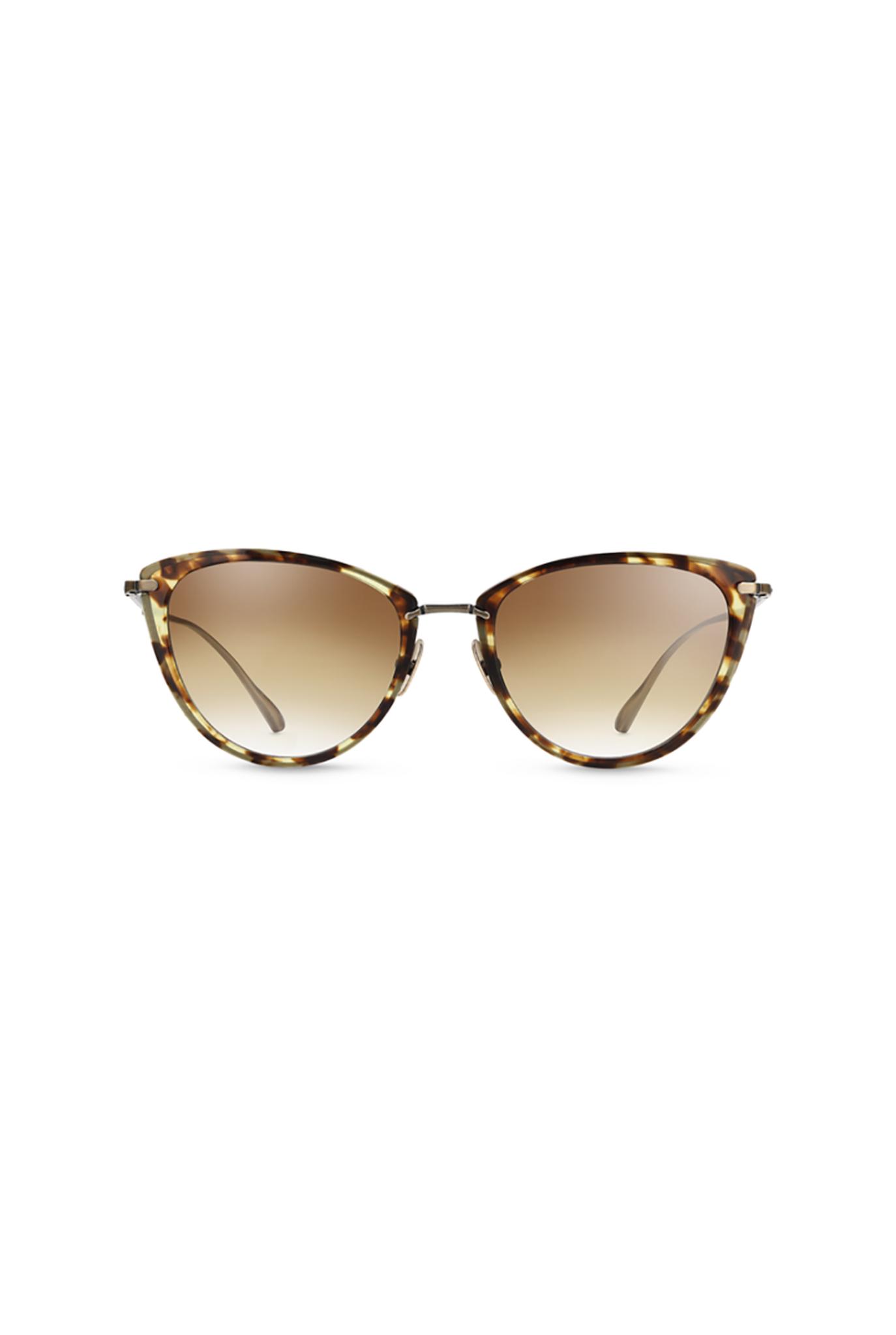 Beverly S53 Tortoise-Antique Gold/Warm Brown Gradient