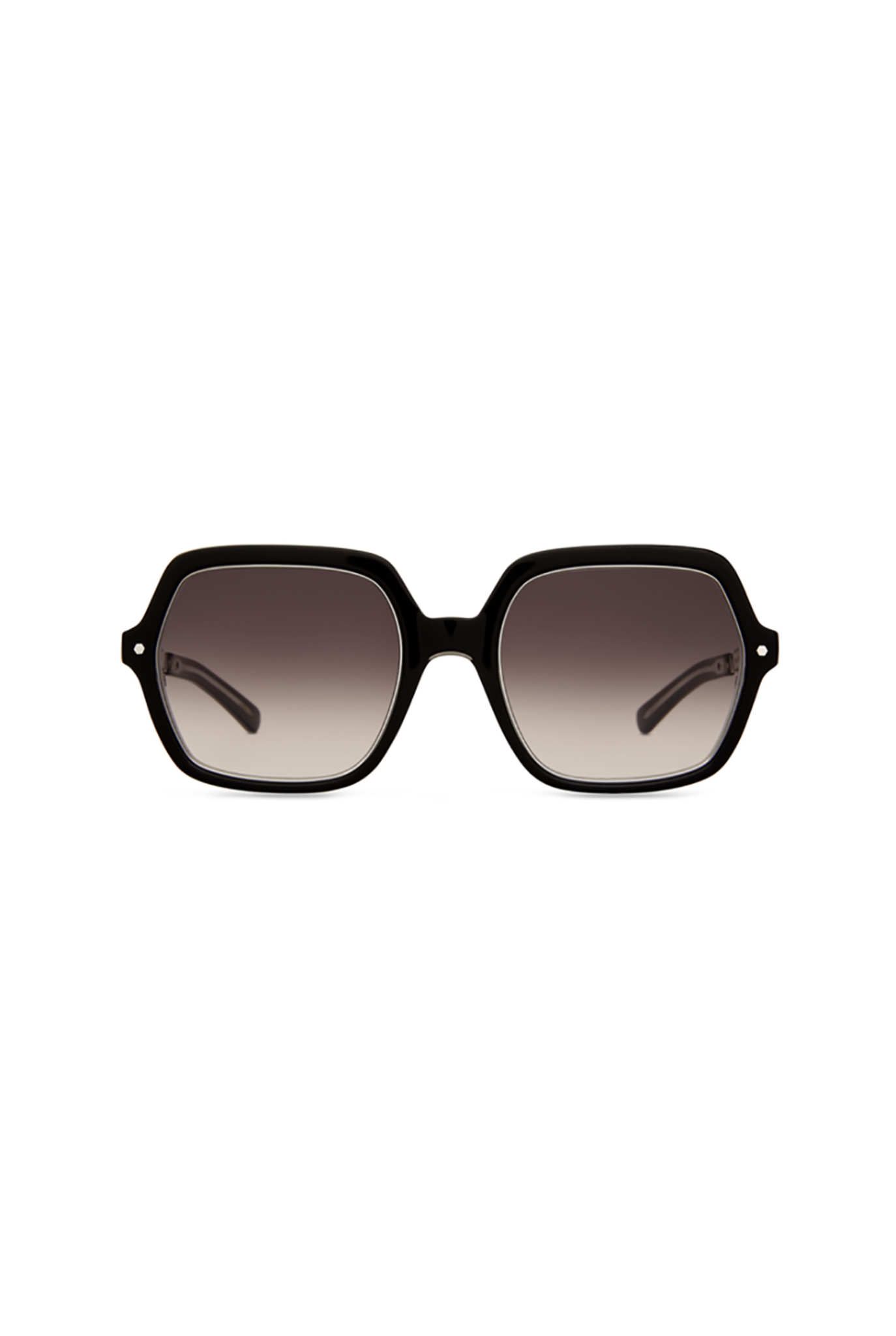 Sofia S56 Black Glass-Platinum/Black Gradient