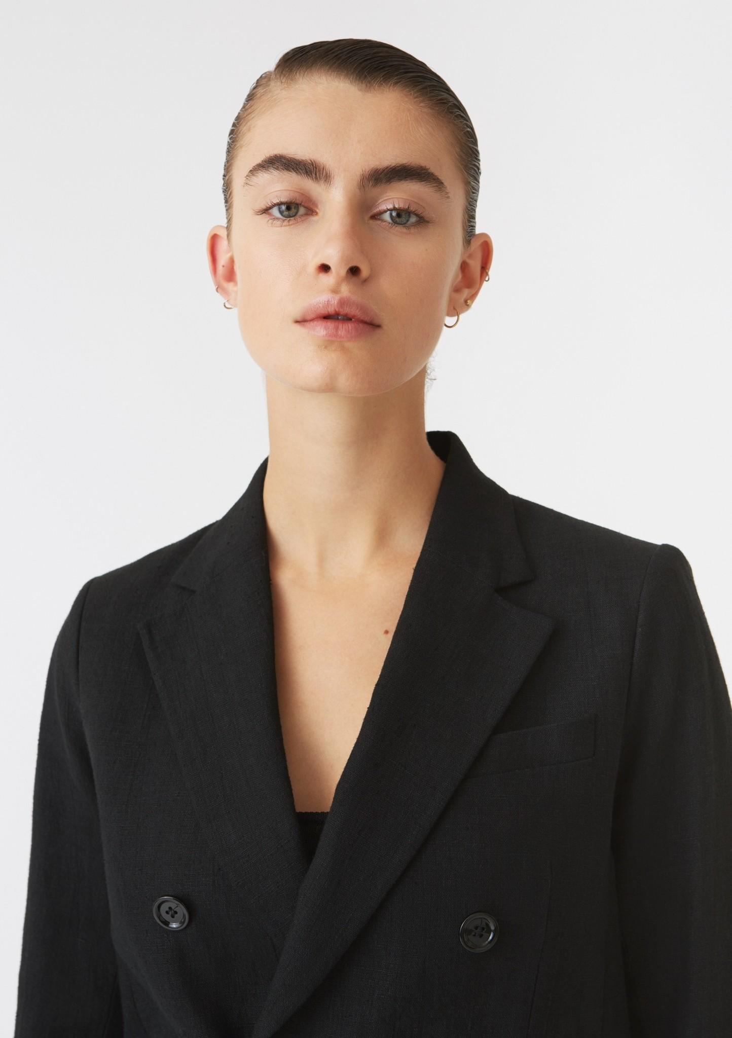 Yogi blazer black