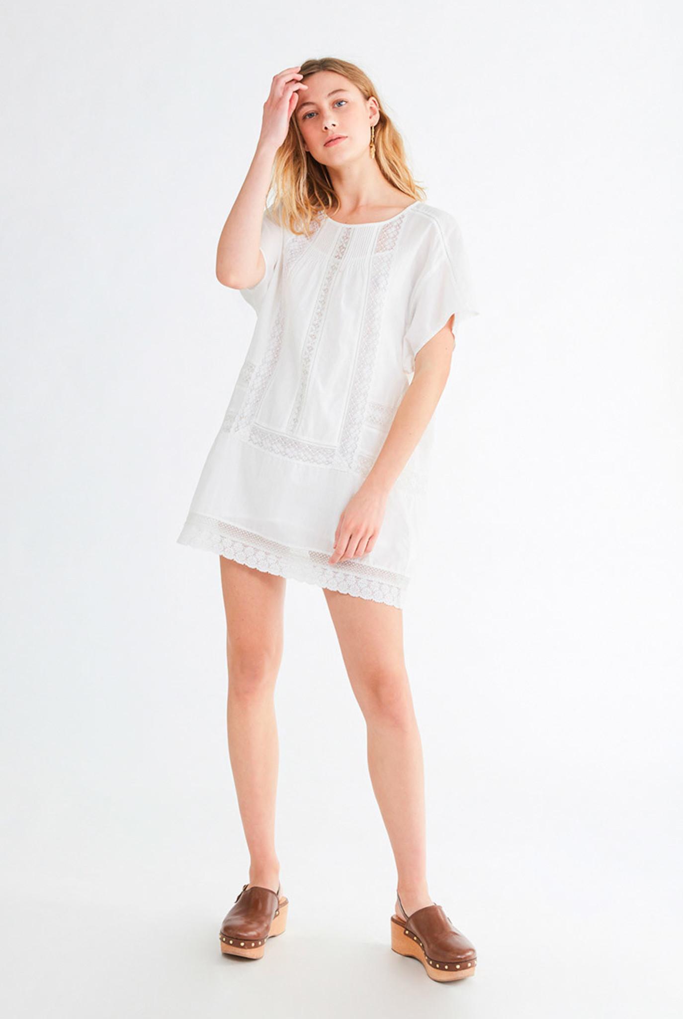 Nirvana dress Ivory