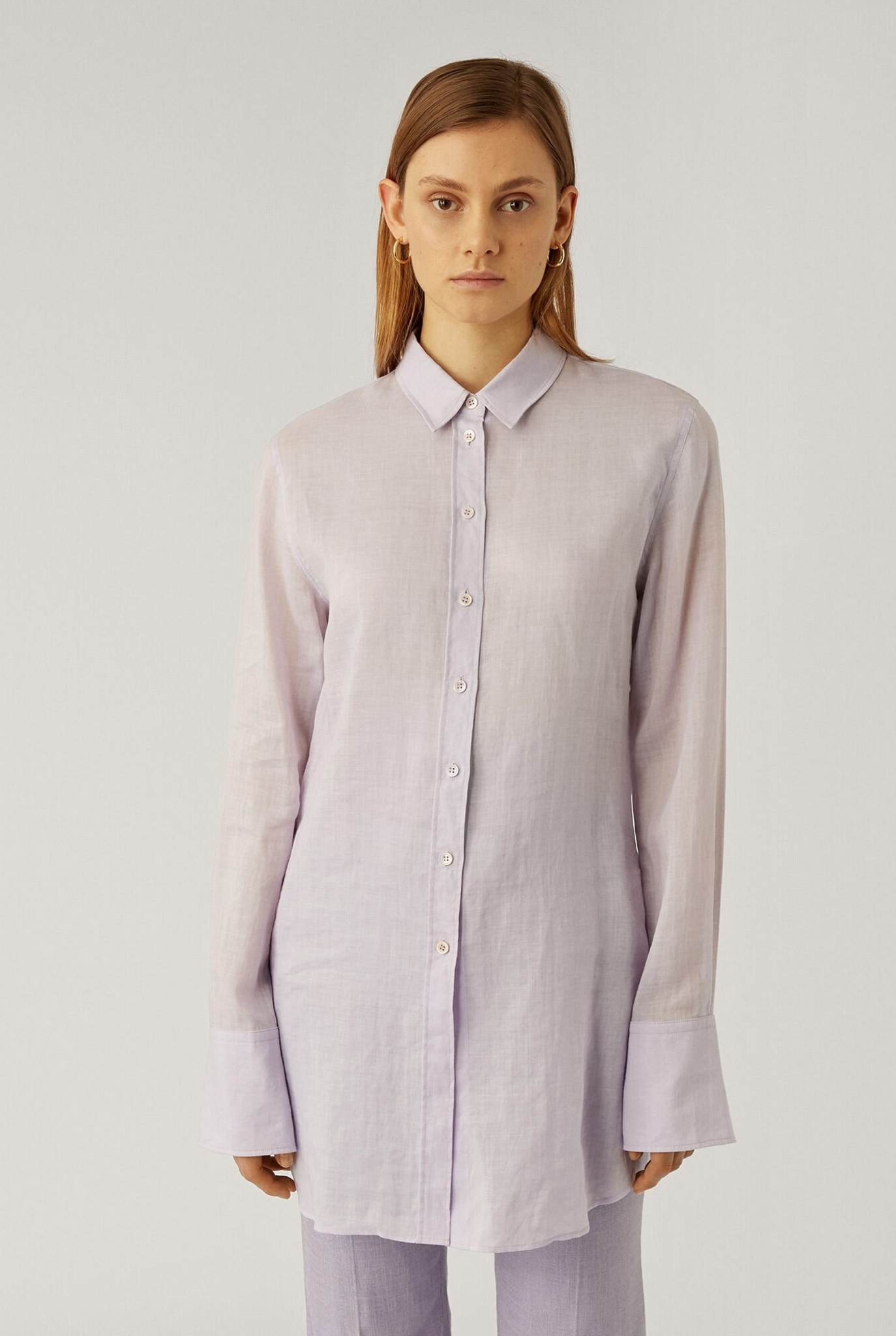 Bora-Ramie blouse Parma