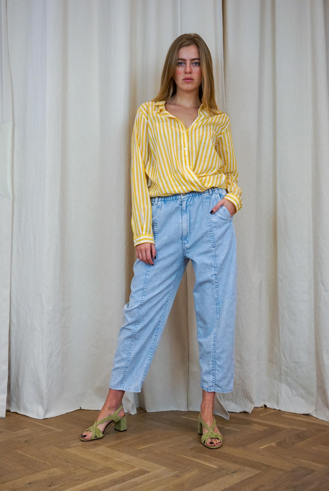 Lex trouser Sky