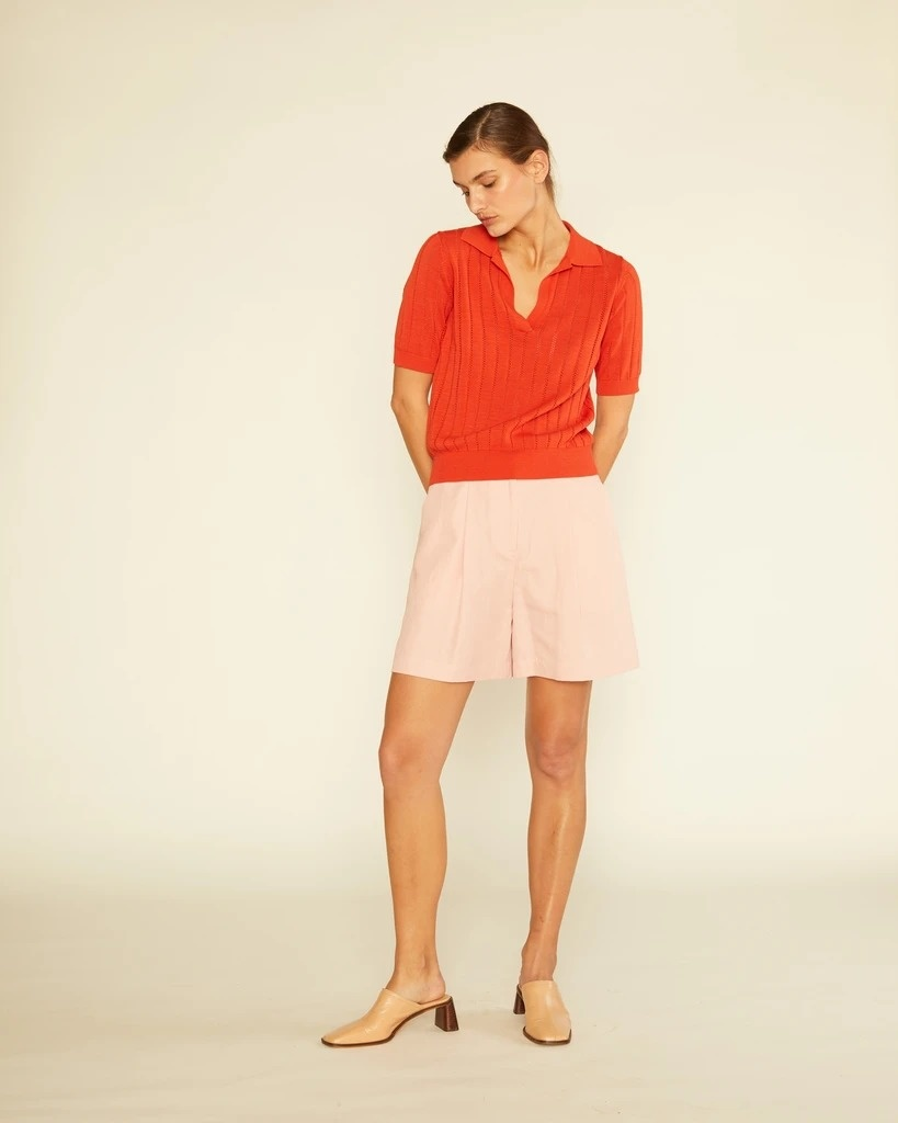 Gallileo shorts pink