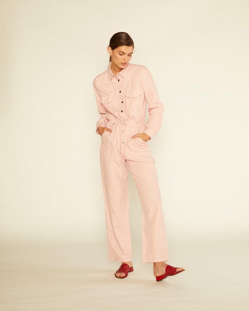 Lajoie jumpsuit pink