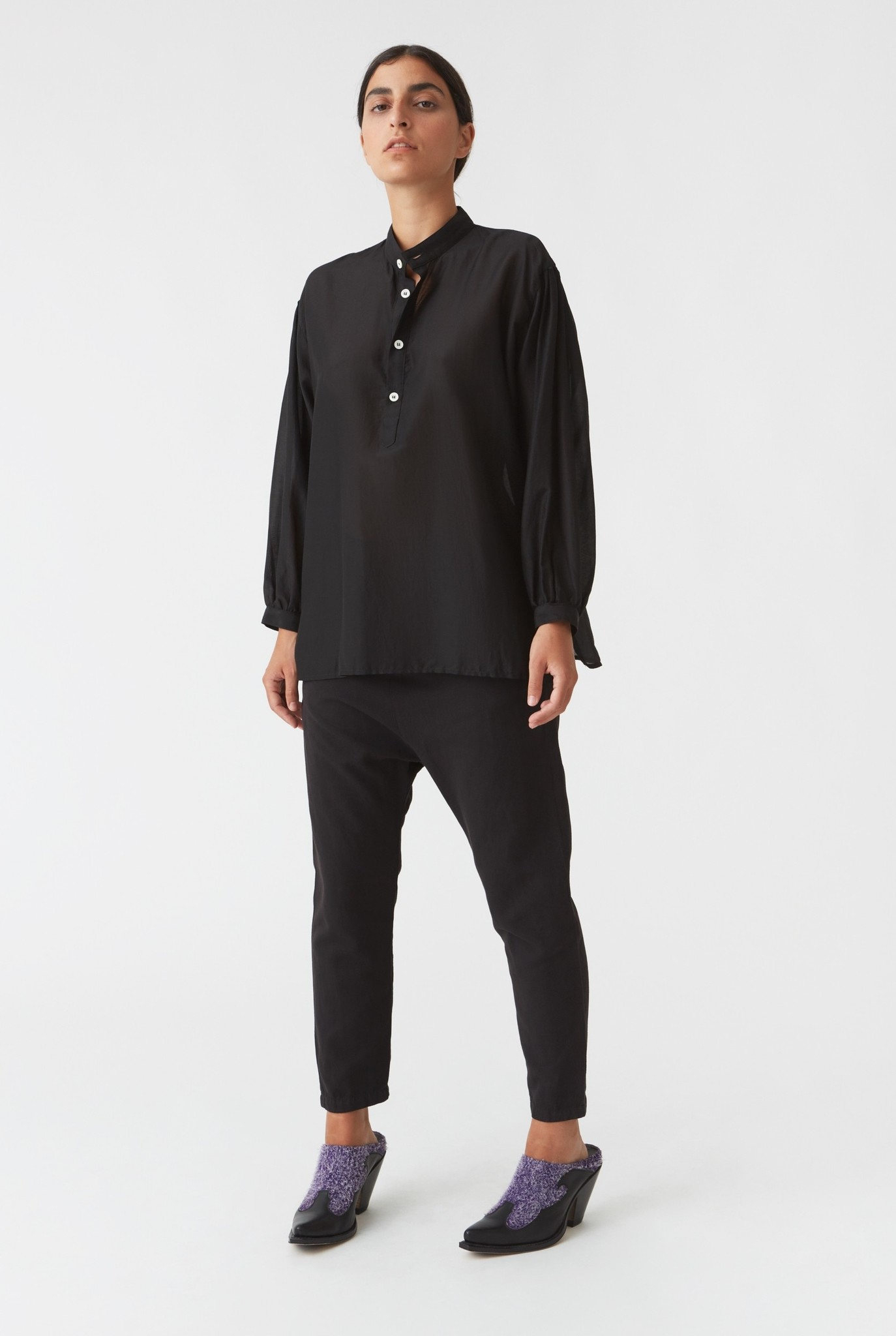 Key shirt Black