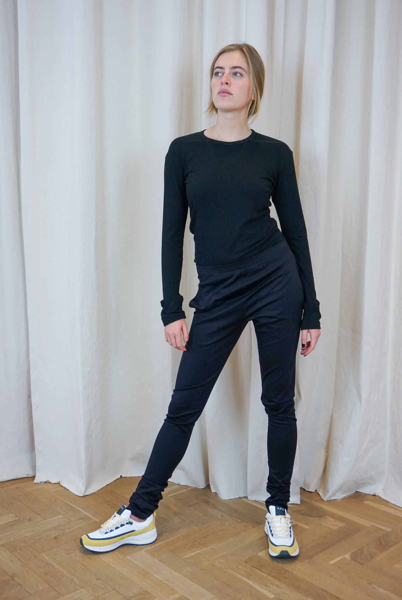 Legging black lycra