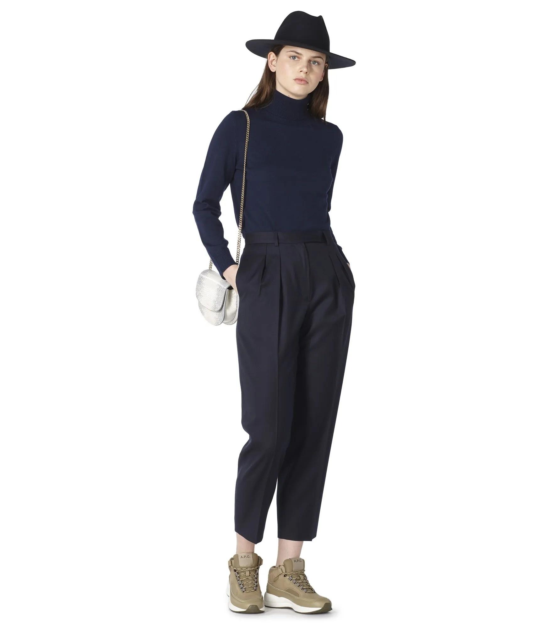 Cheryl trouser Dark Navy