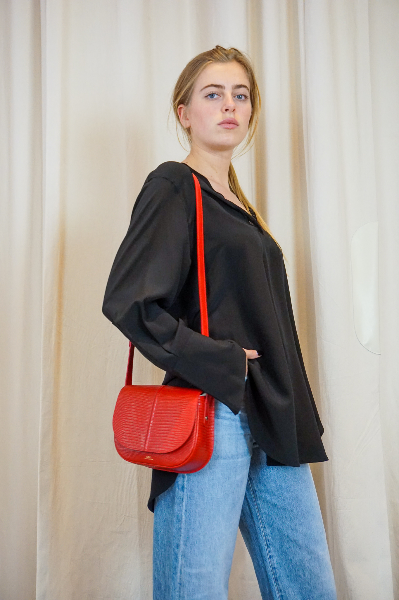 Betty bag Red