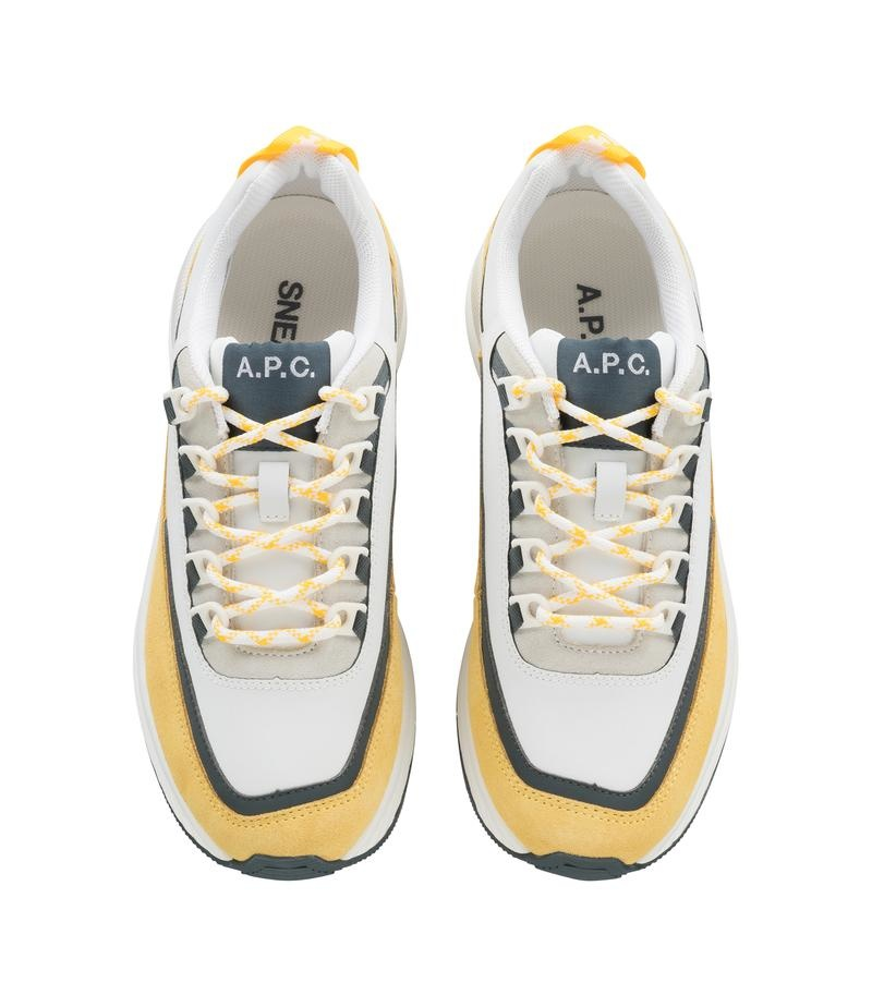 Jay sneakers Yellow