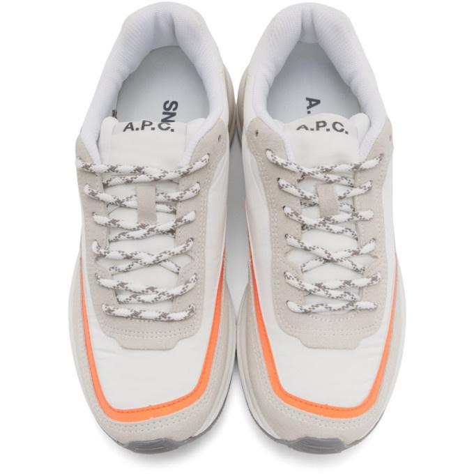 Teenage Mary sneakers Orange