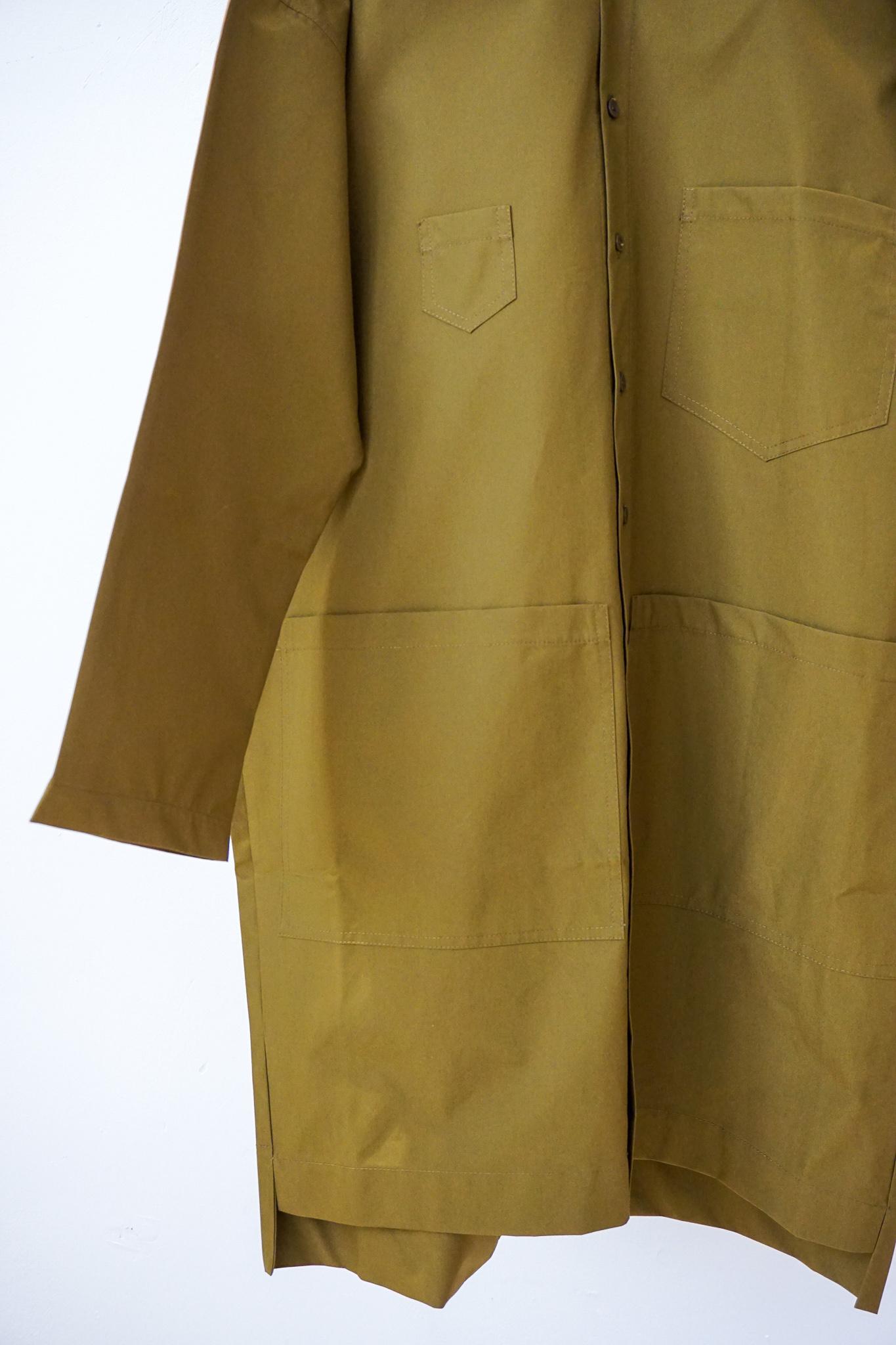 Hawai jacket Moss Cotton