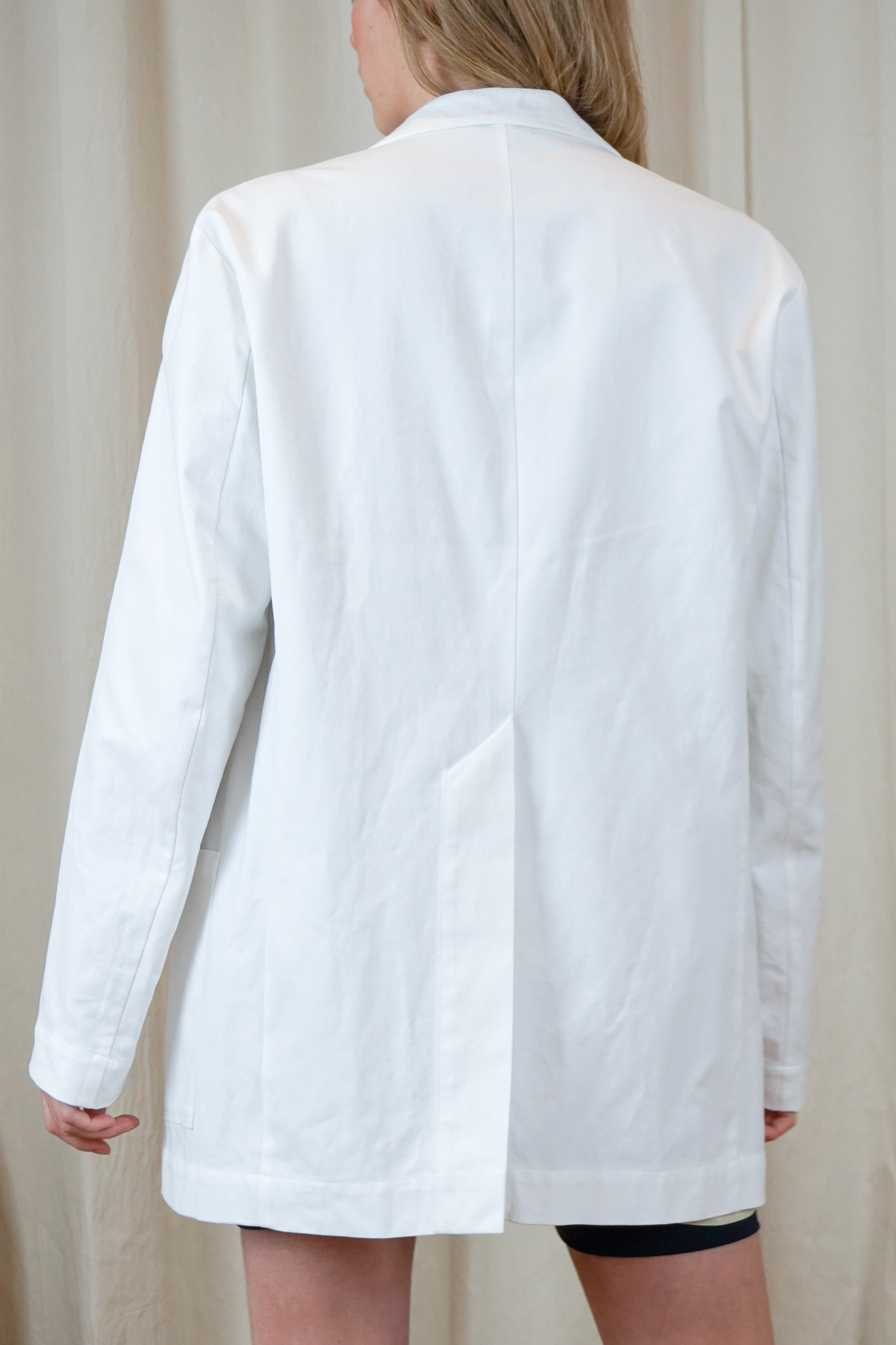 Don colbert White Cotton