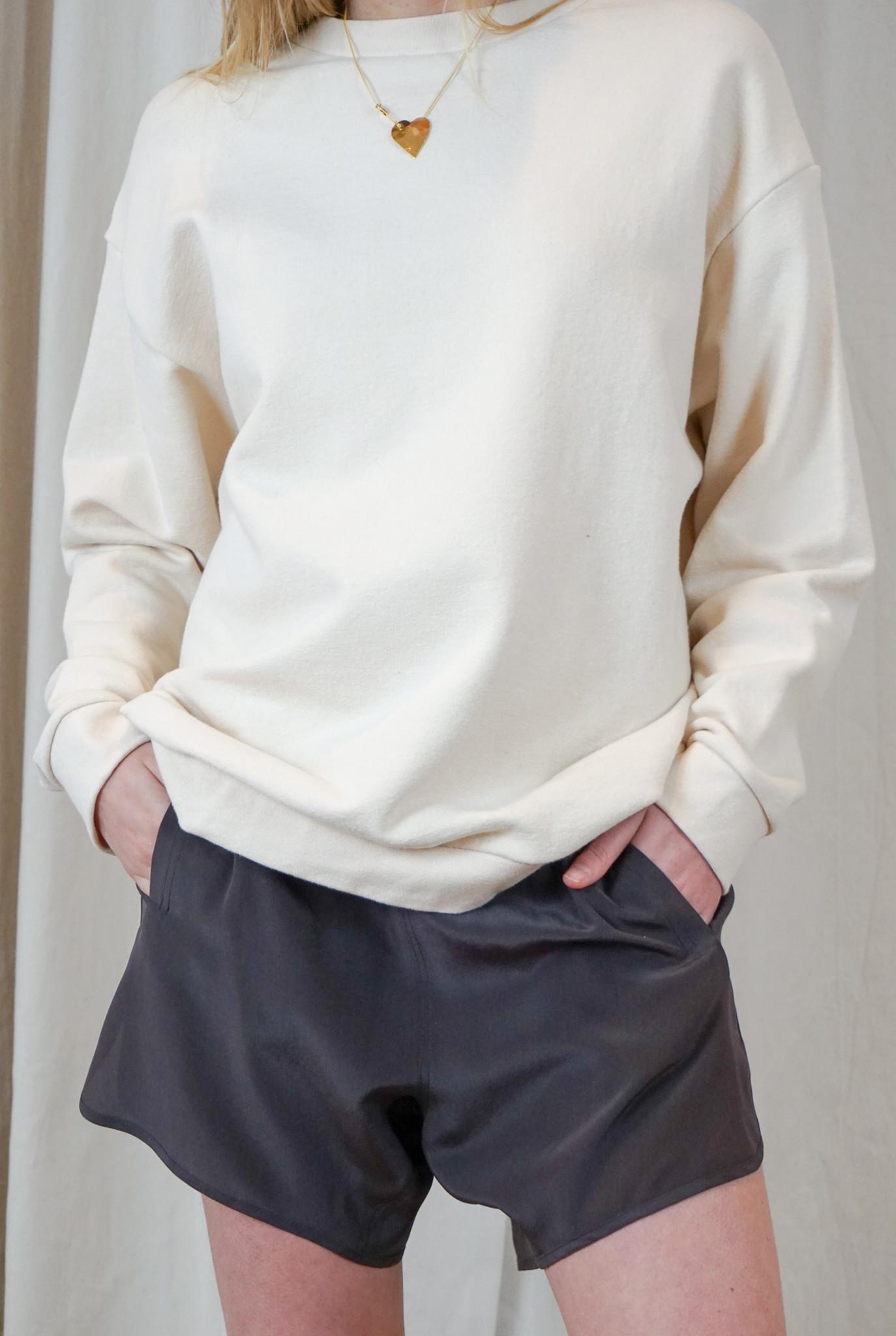 Boxer shorts Chocolate Silk