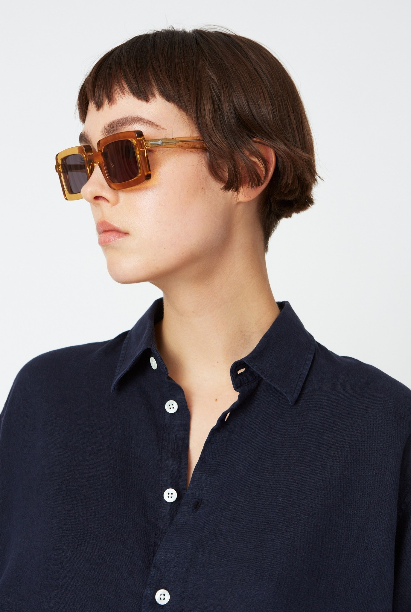 Elma shirt navy