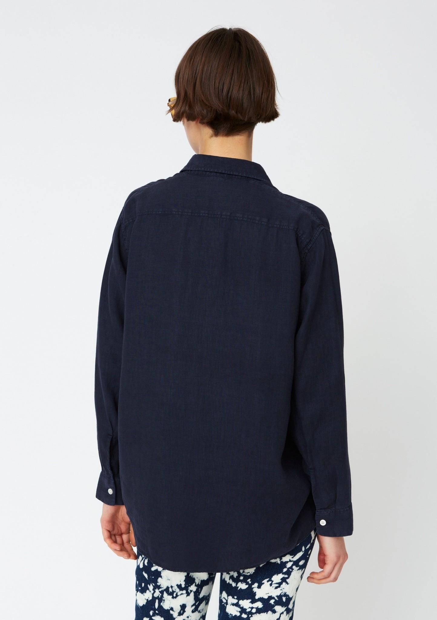 Elma shirt navy