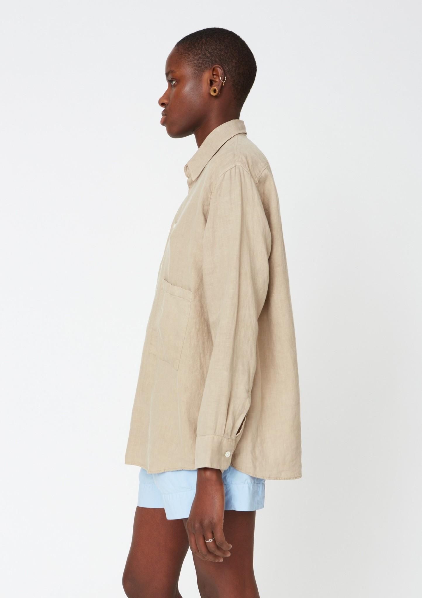 Elma shirt beige