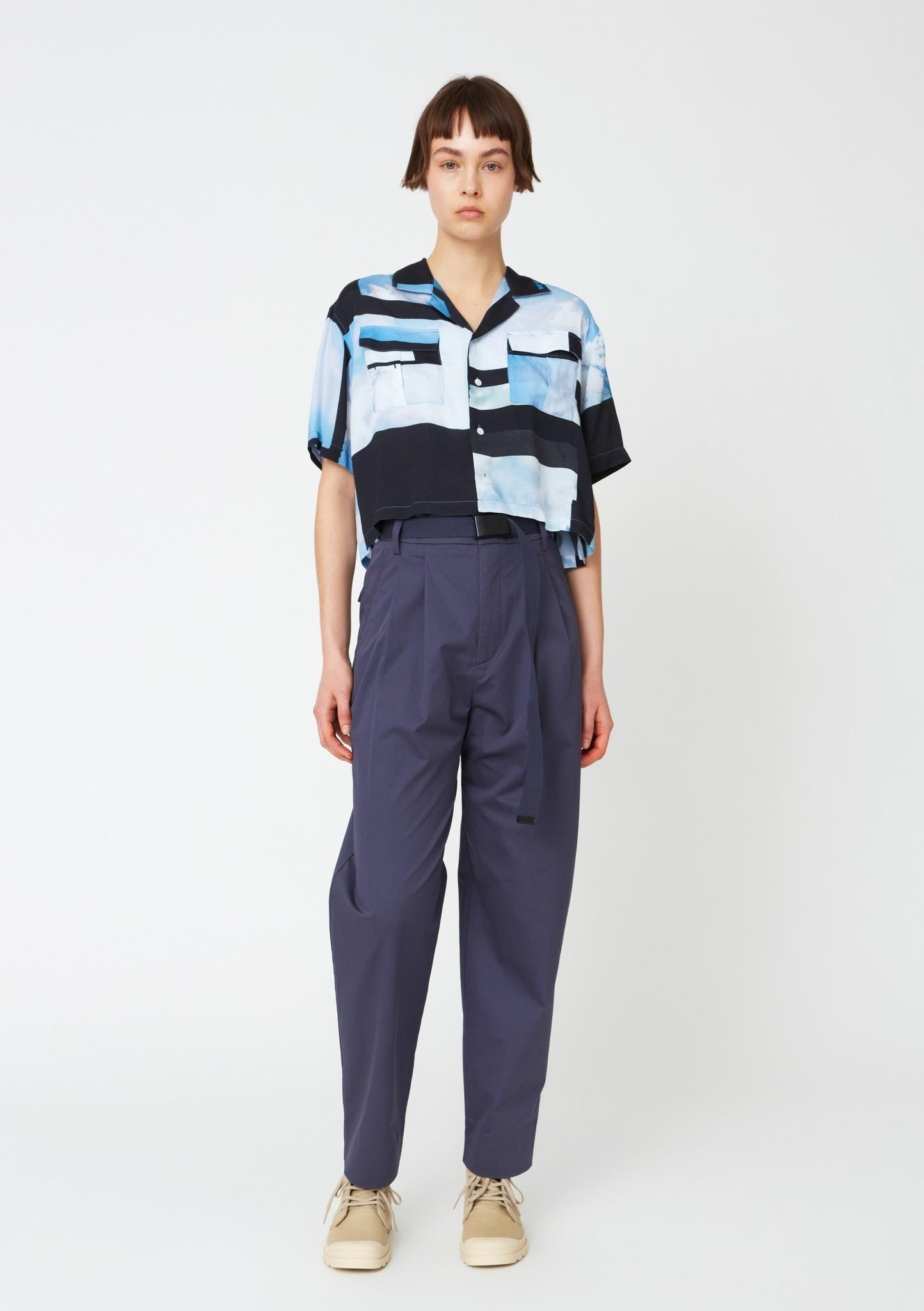 Hill trouser navy