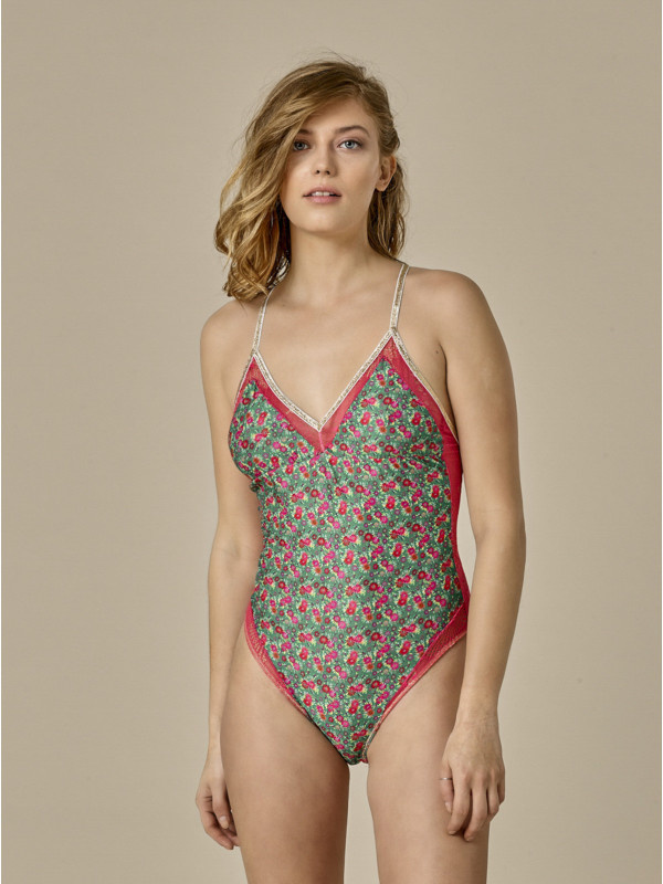 Body Gaby Liberty Green