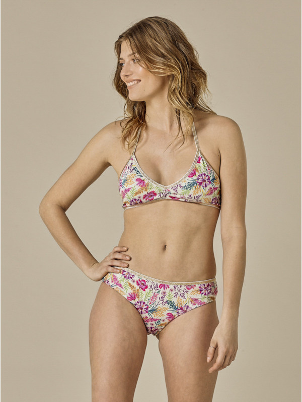 Brassiere Adele beach Summer Flowers (top only)