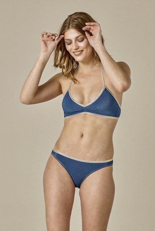 Brassiere Adele bikini beach Blue Wave