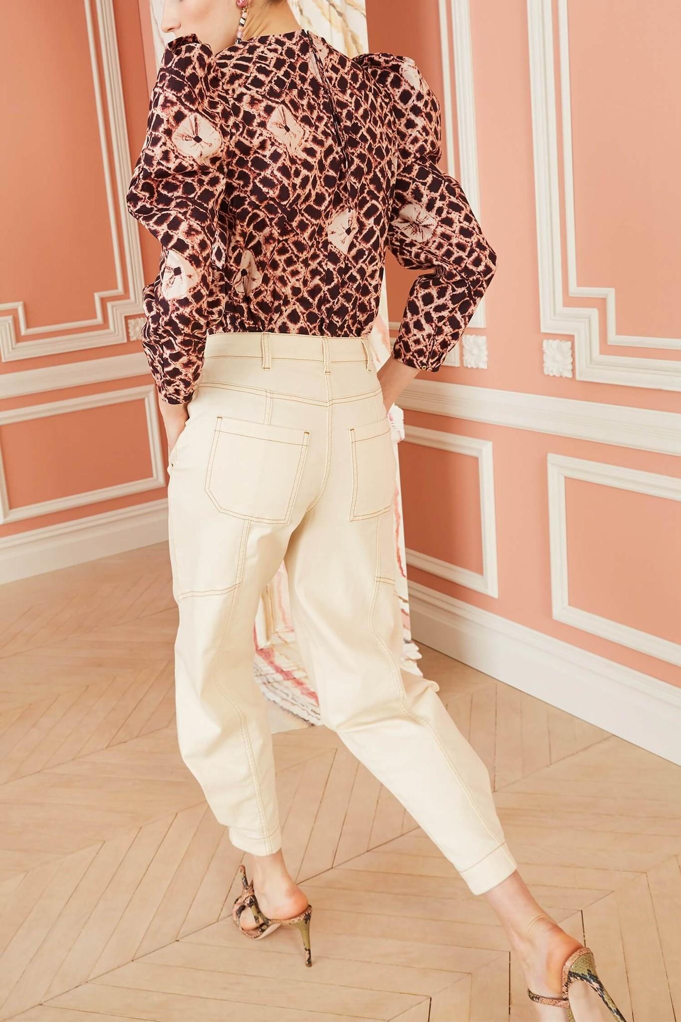 Brodie jean Cream
