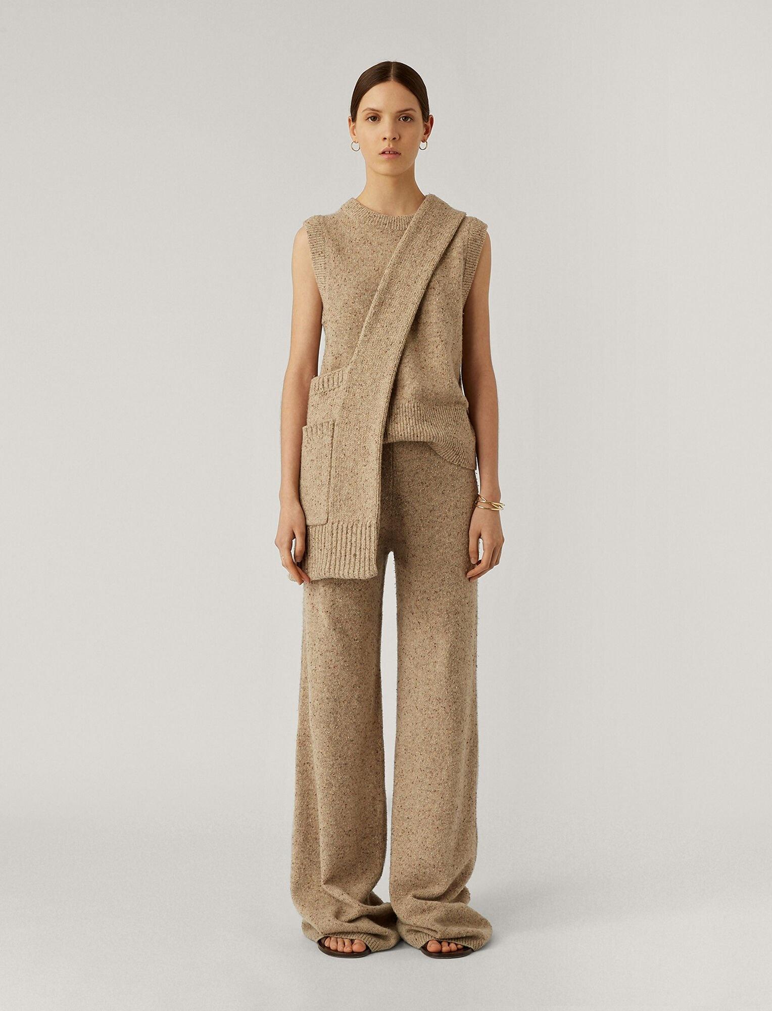 Bag Tweed Blush
