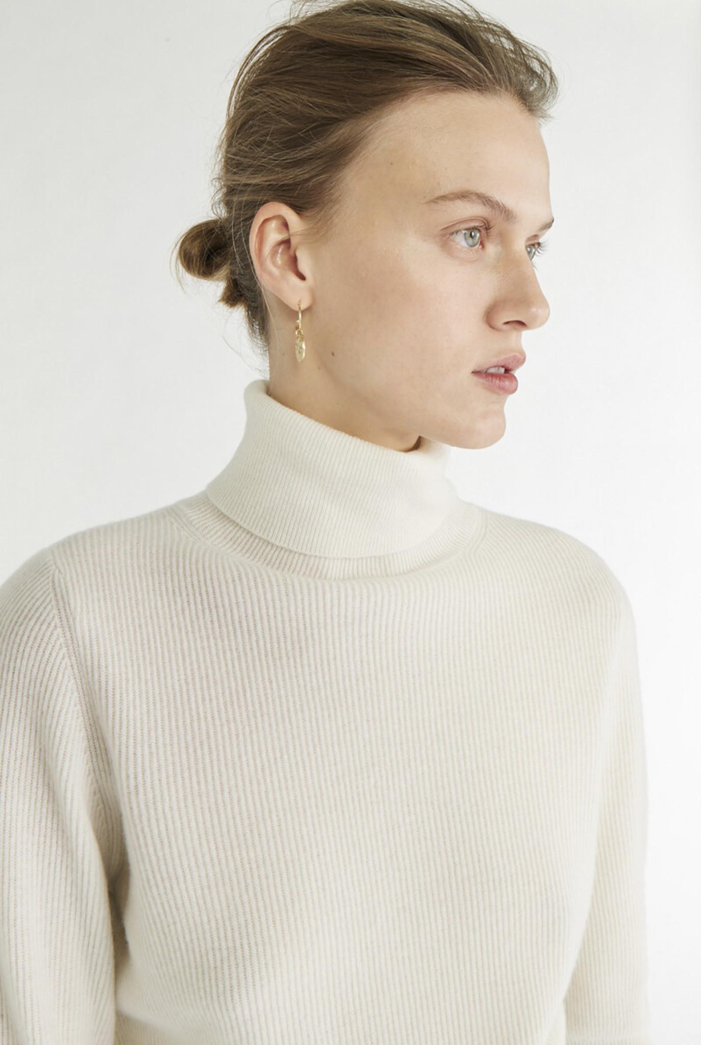 Palmira sweater Ecru