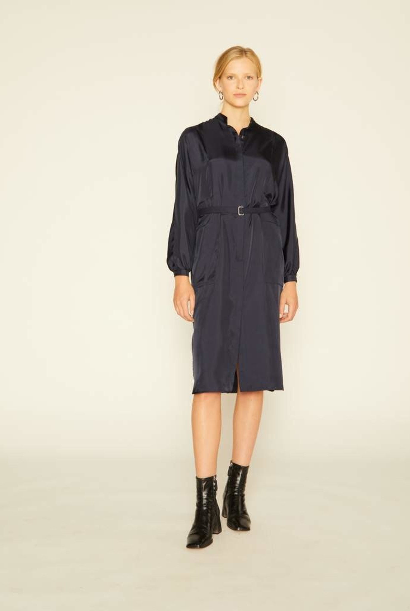 Sardi dress navy