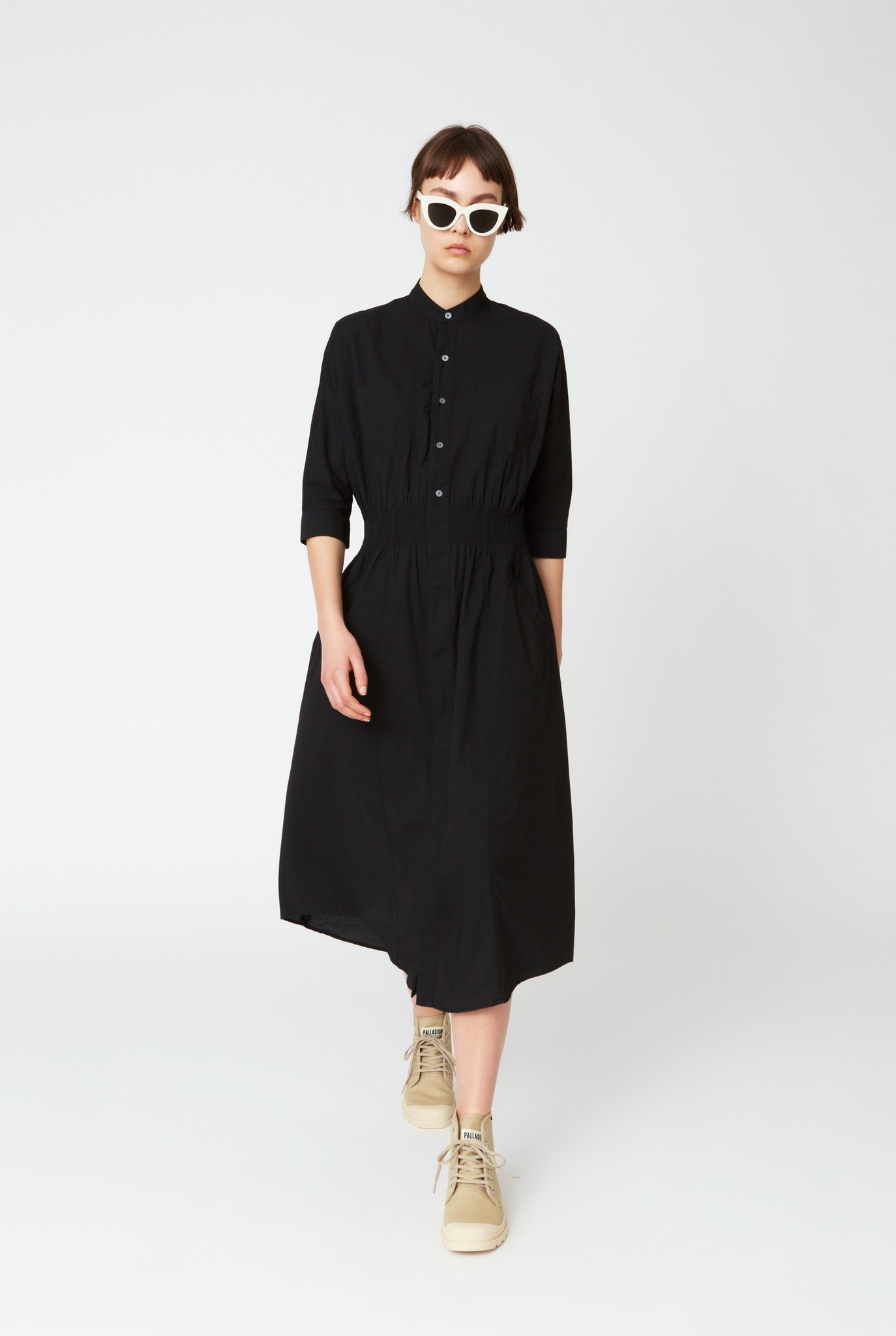 Duo dress Black
