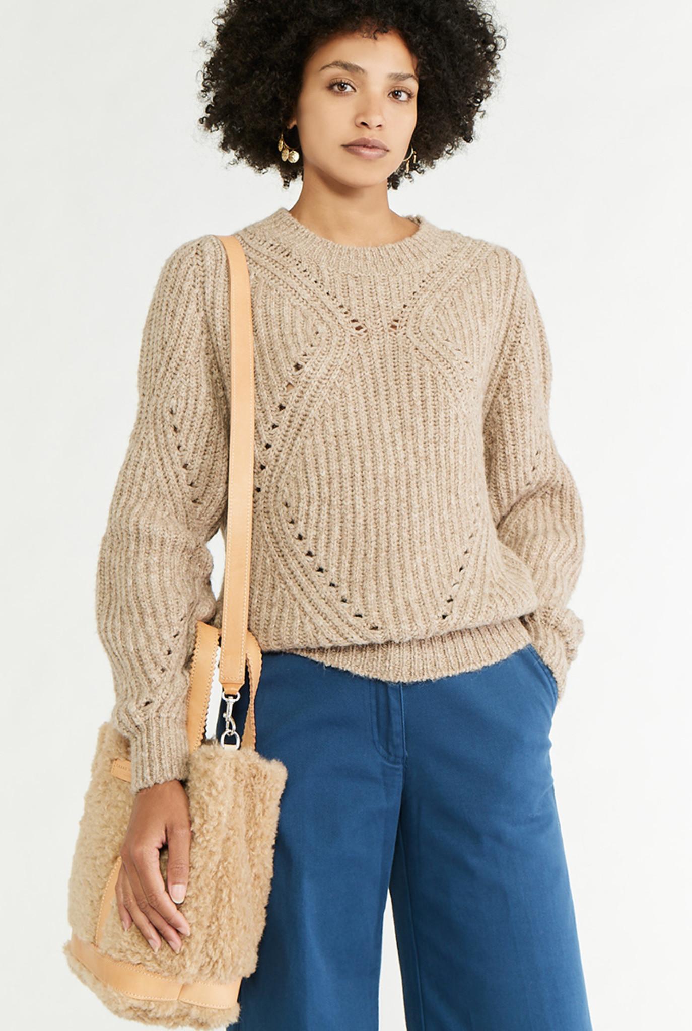 Philae sweater beige