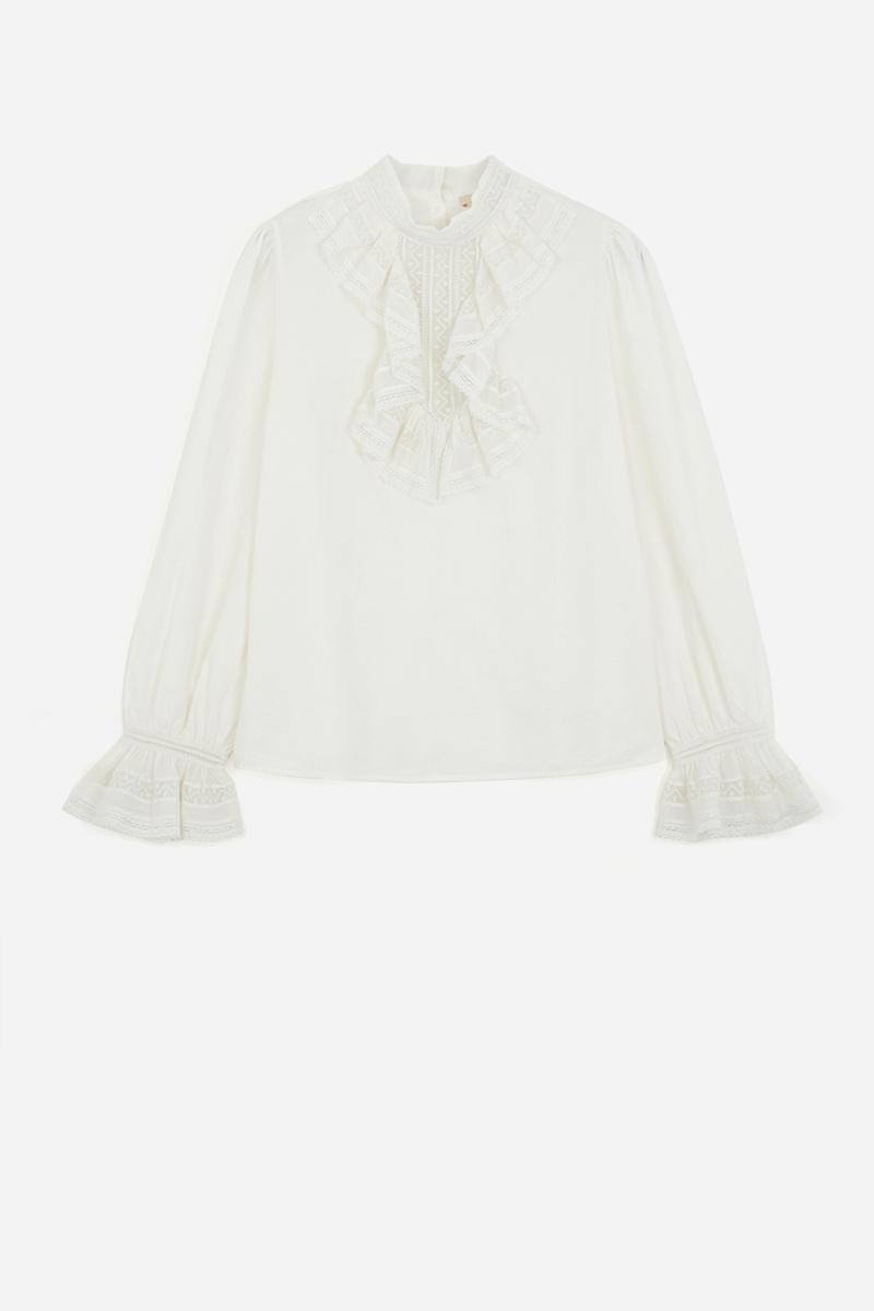 Phoenix blouse white