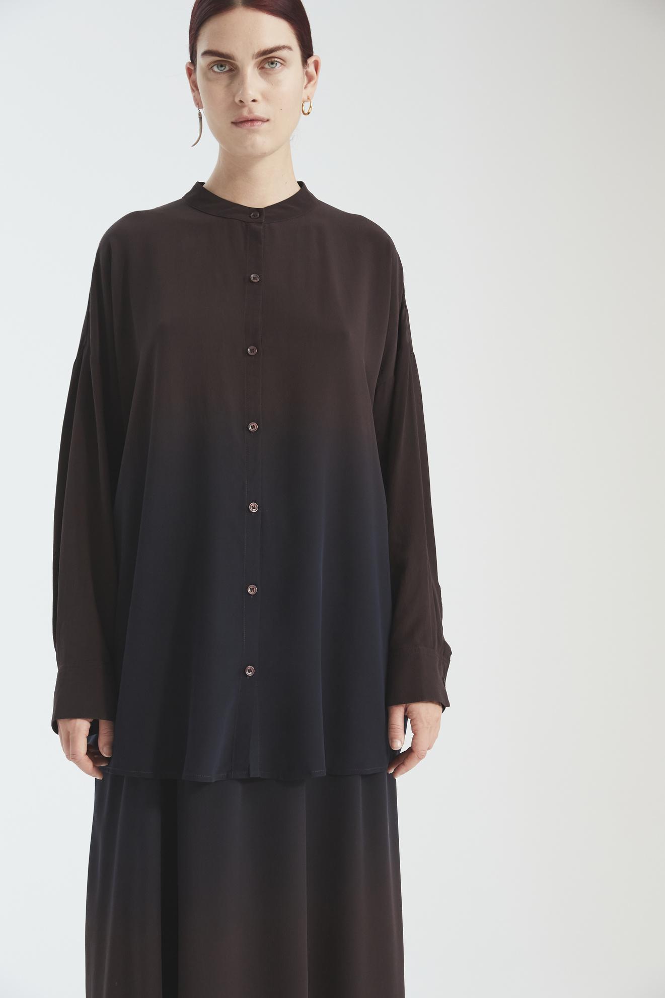 Betsy shirt dip dye
