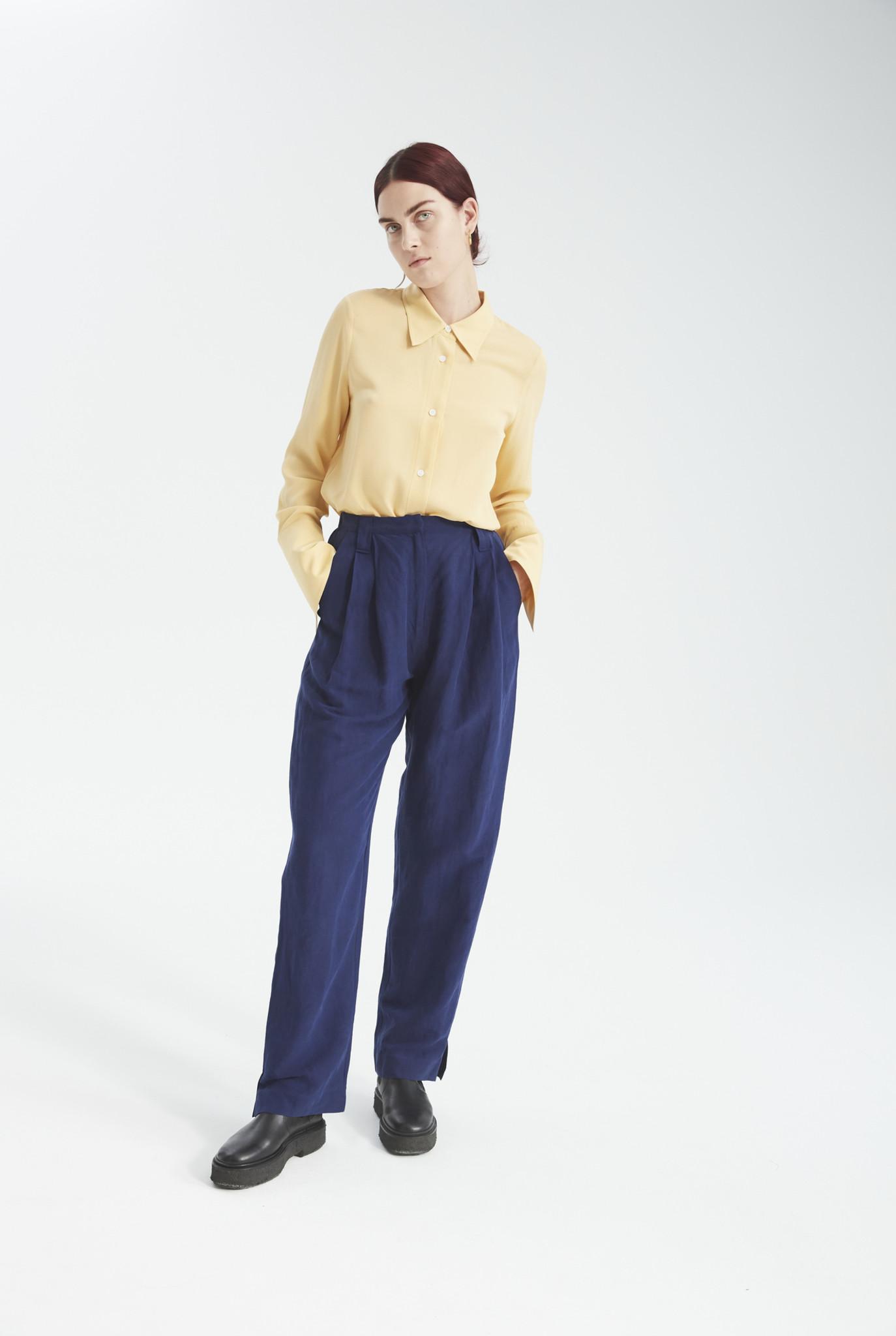 Harry pants mao blue
