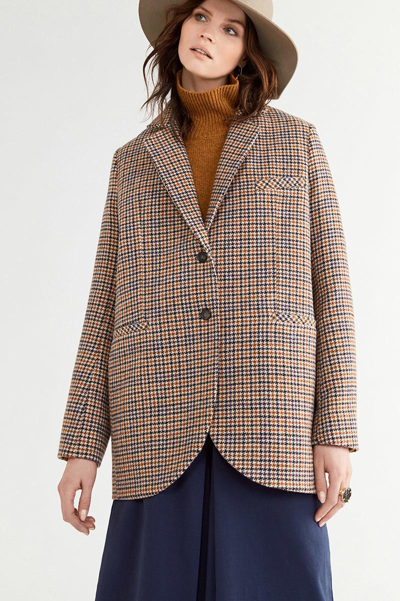 Marc jacket chestnut