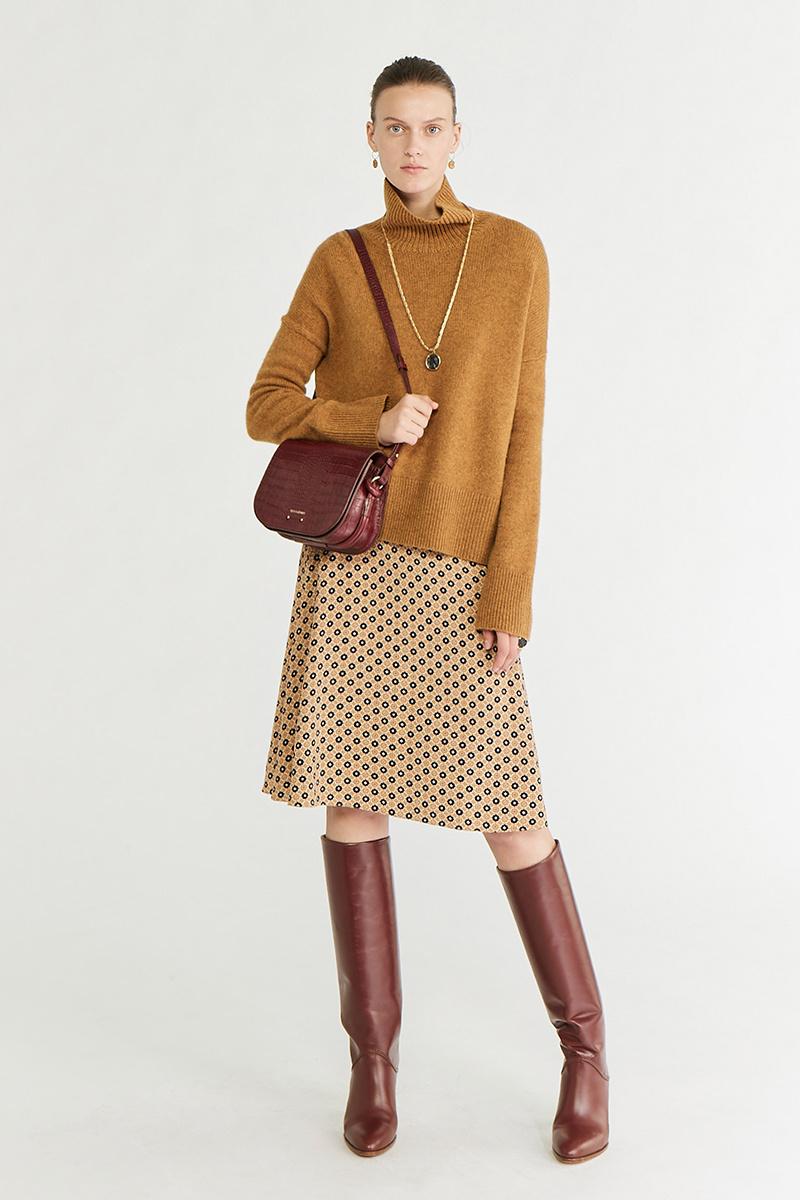 Philae Skirt Ocre