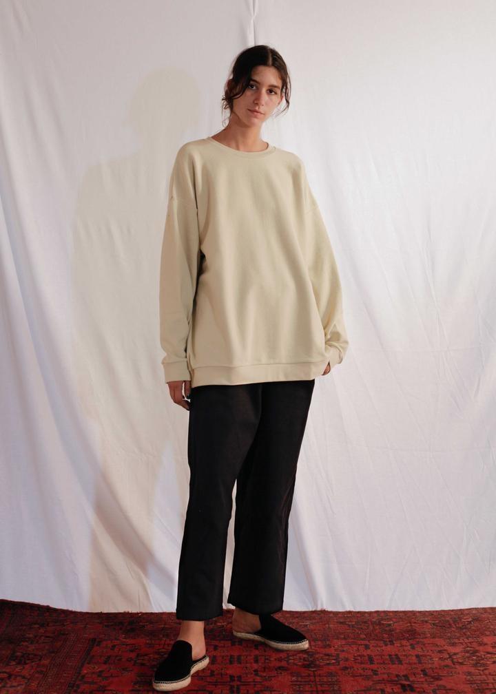 Classic Sweatshirt Gravel