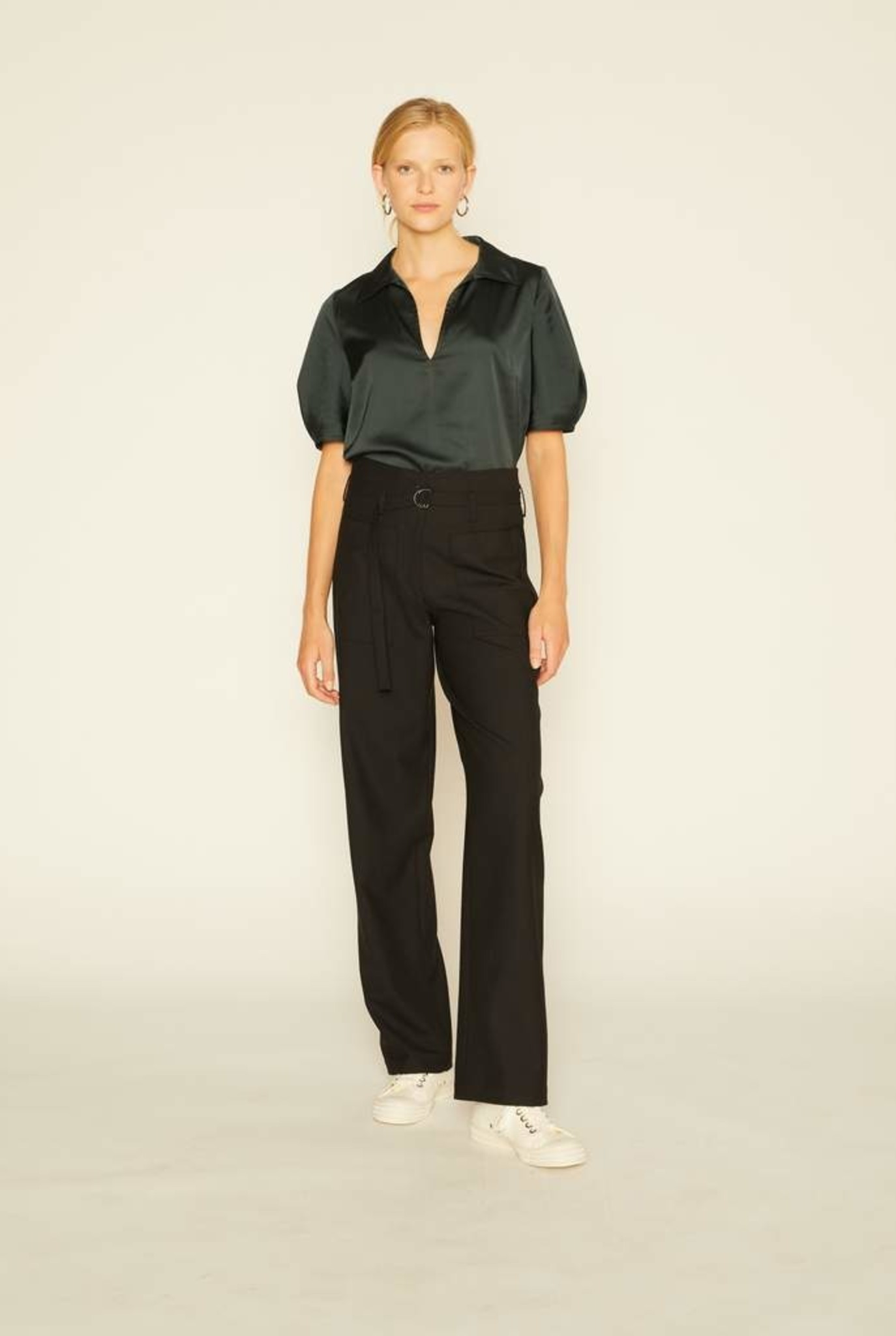 Flavien trousers black