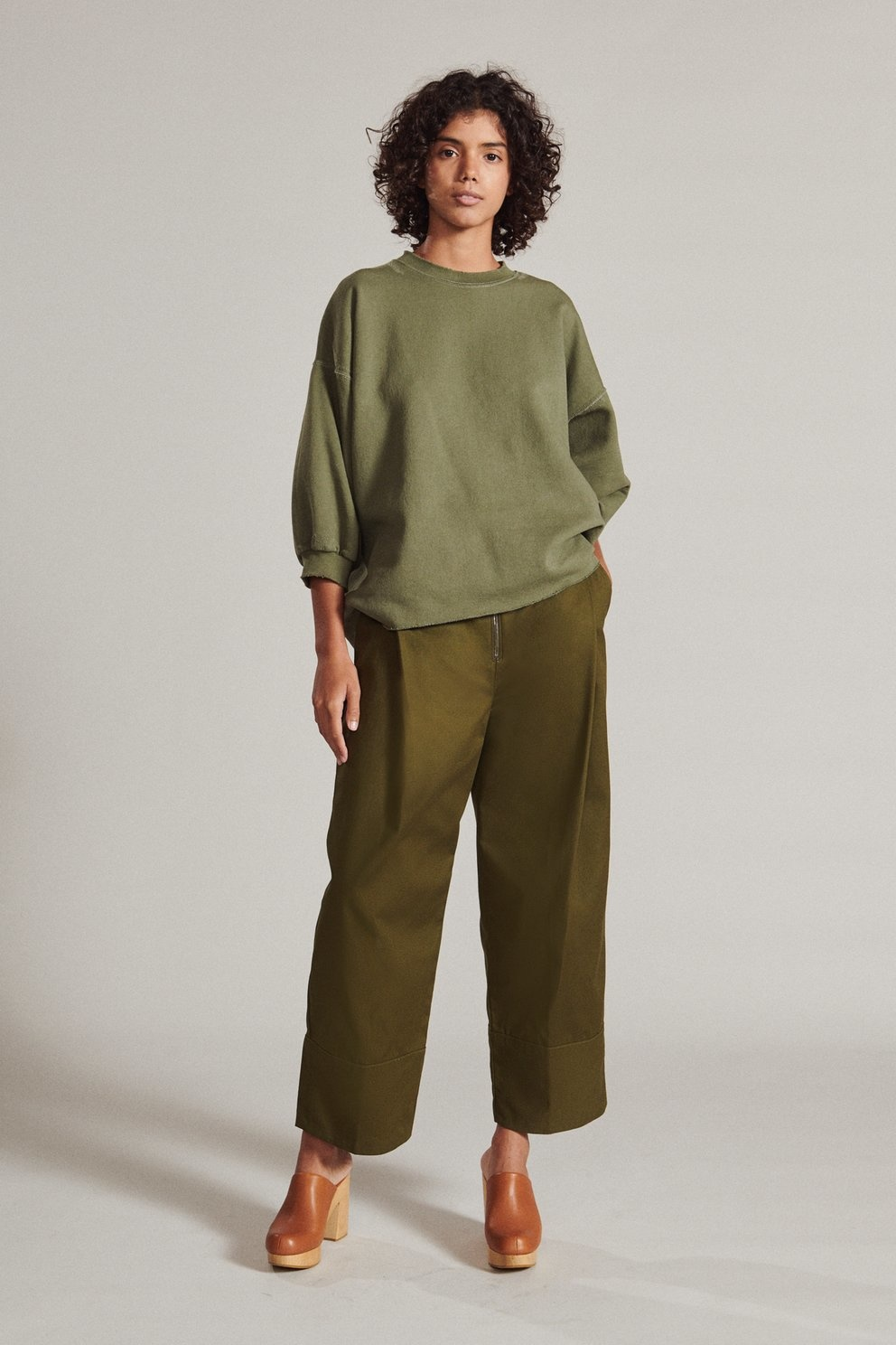 Vice Pant Olive