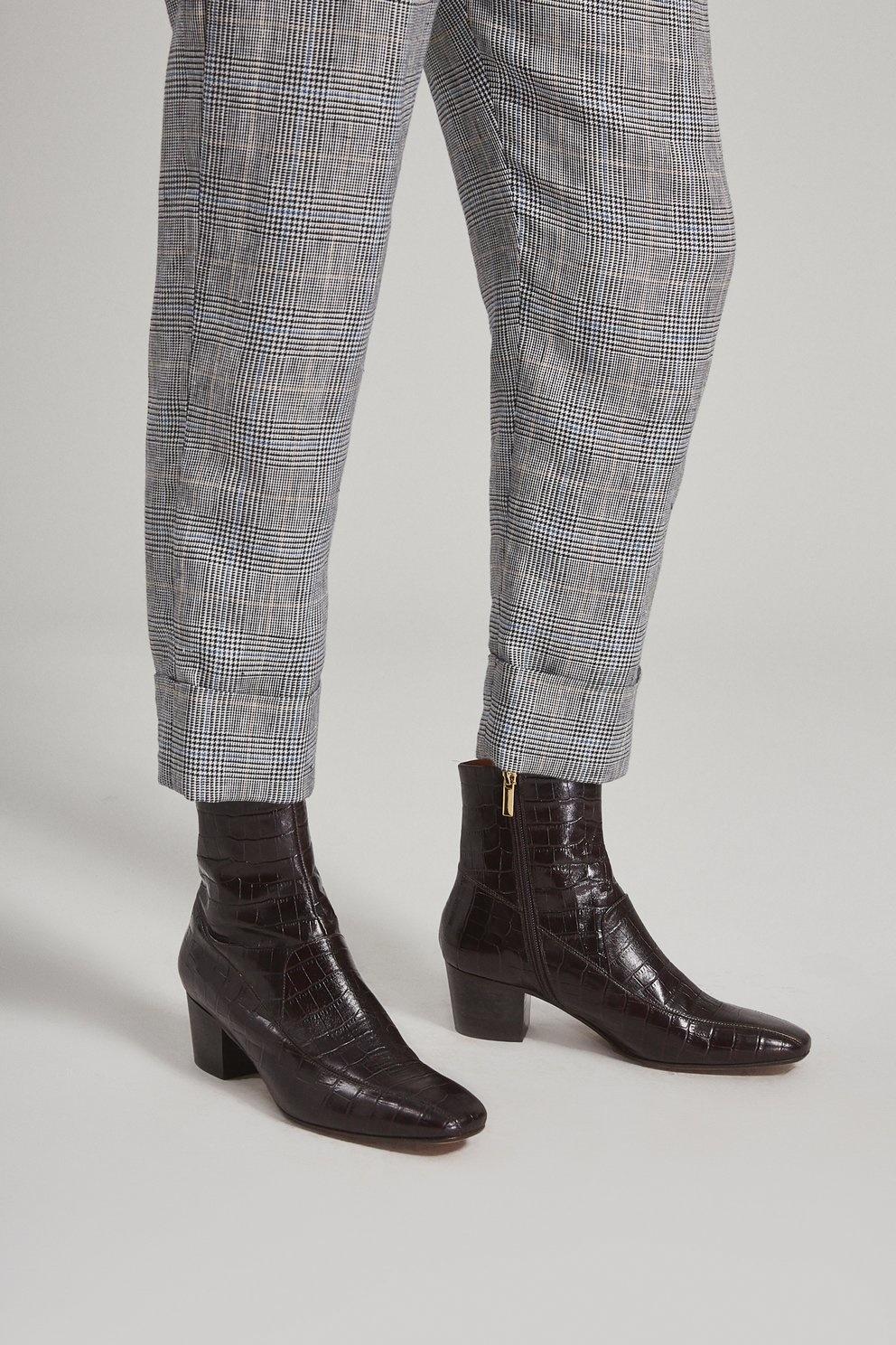 Westside Pant Black Multi