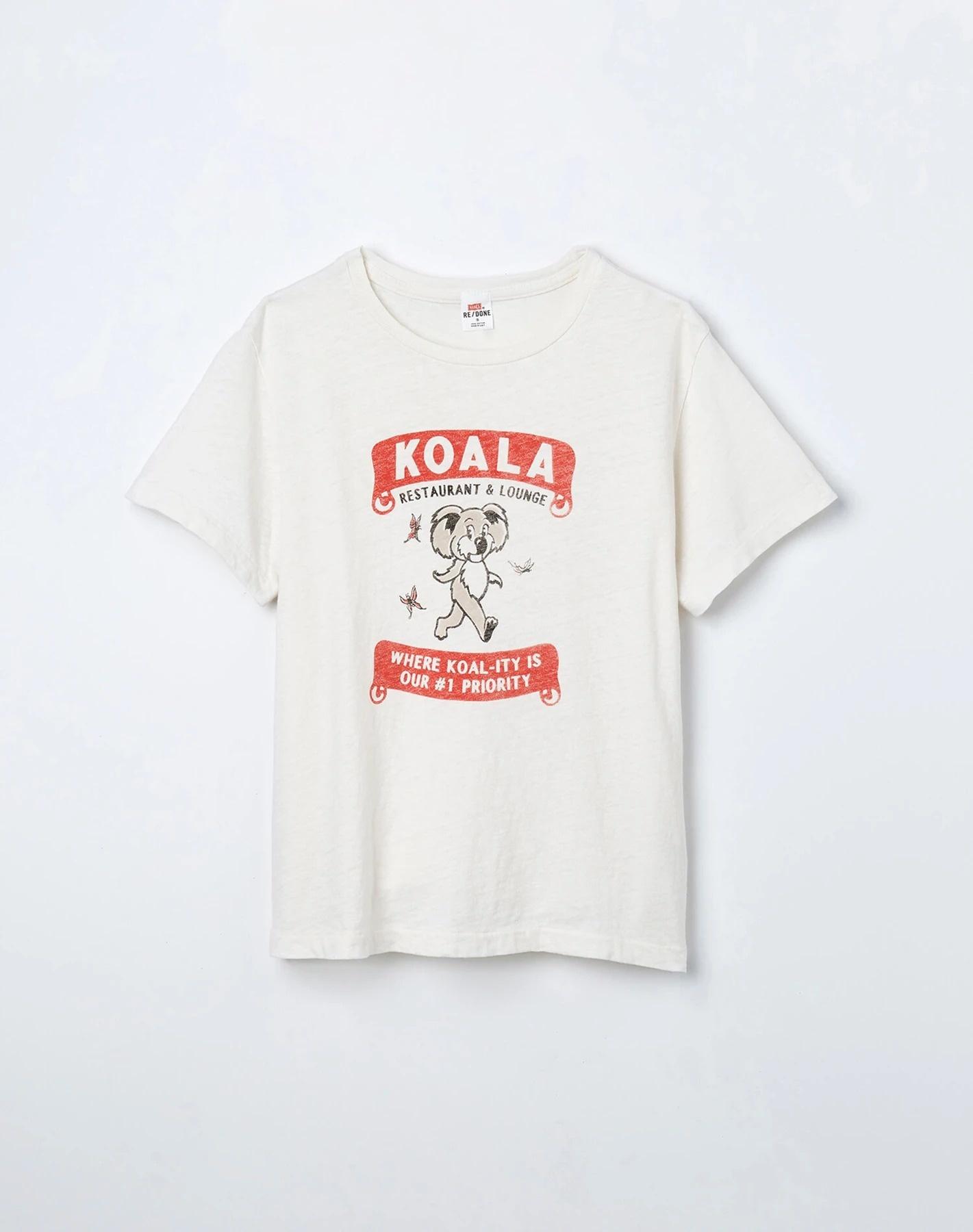 """Classic Tee """"Adopt a Koala"""""""
