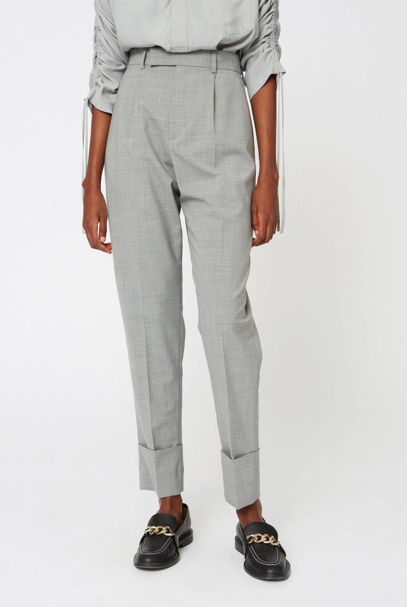 Alto trouser grey melee suit