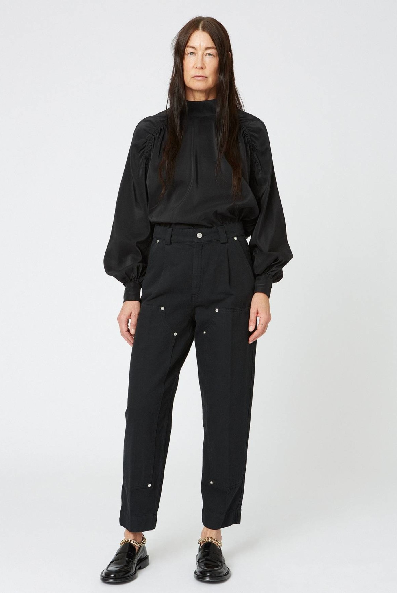 Alta work trousers black
