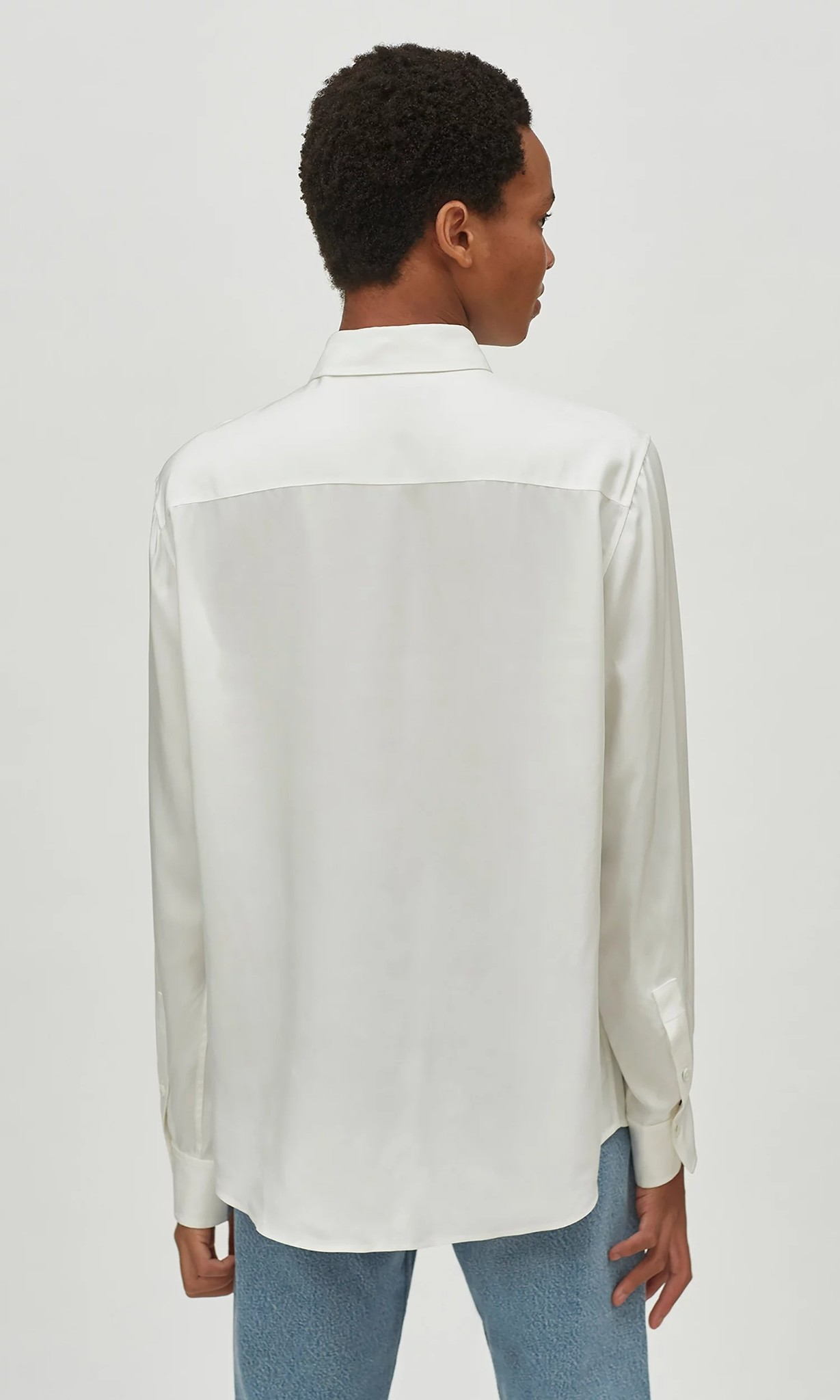 Amir Blouse Nature White