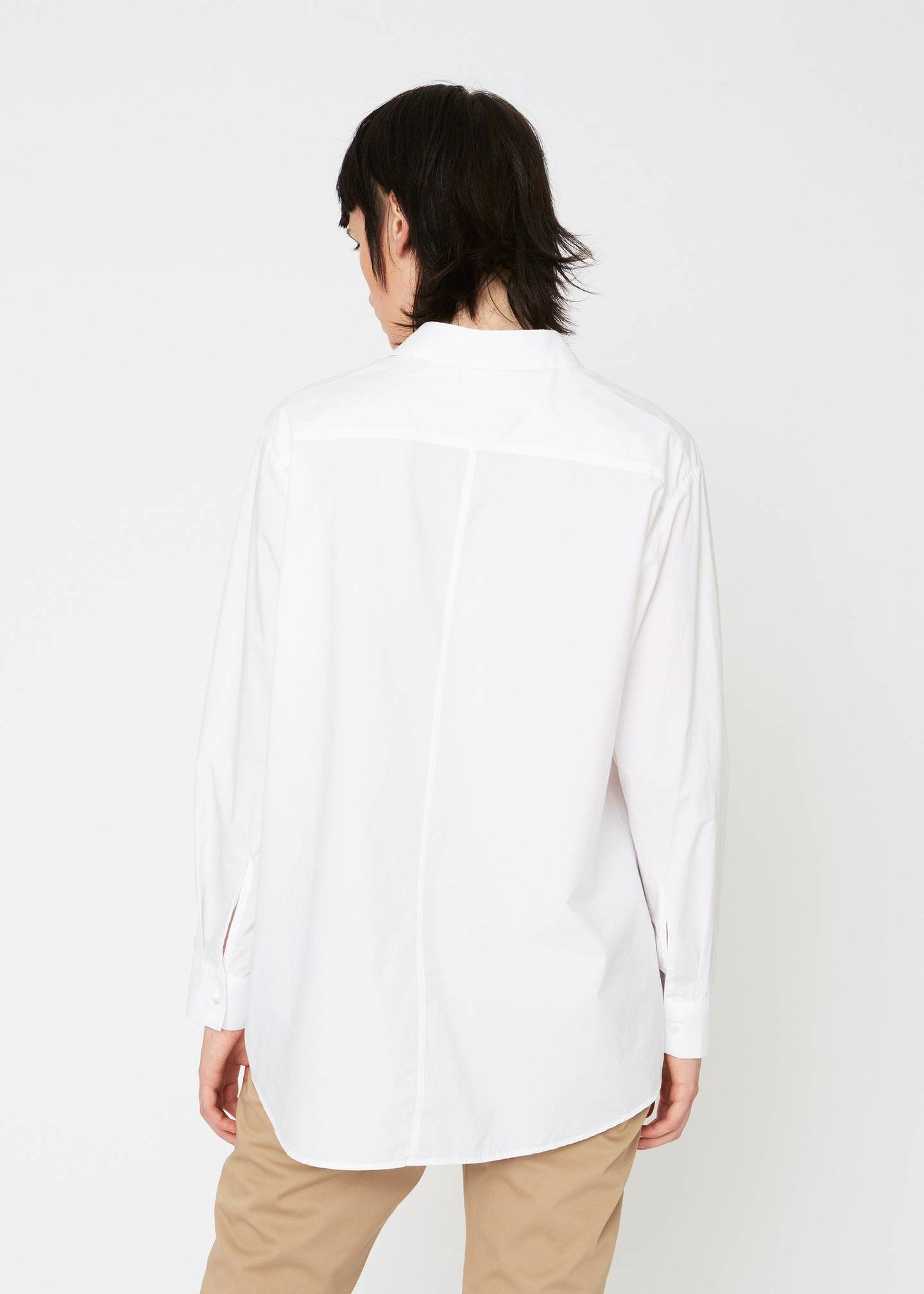 Elma shirt white