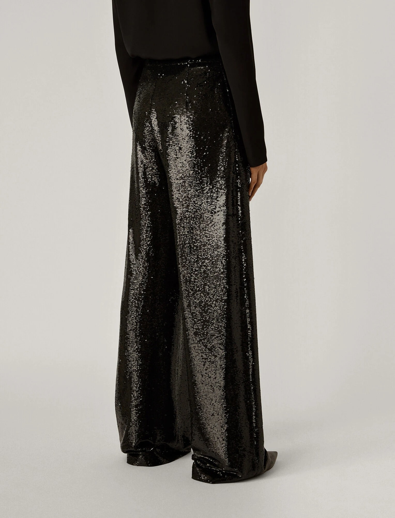 Tawny Sequins trouser black