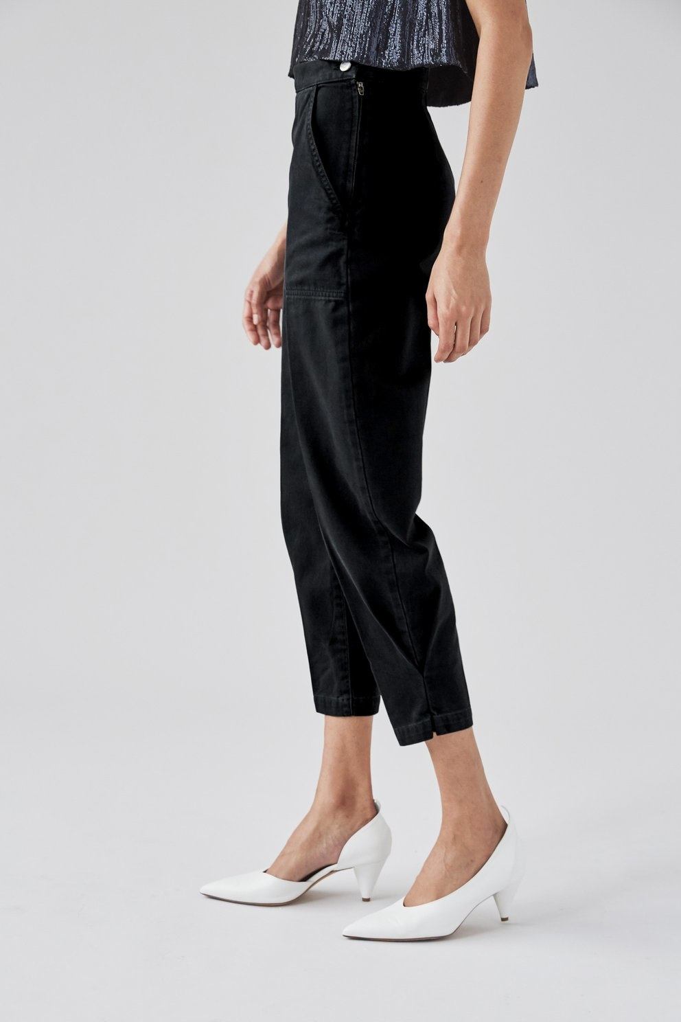 Transit Pant Black