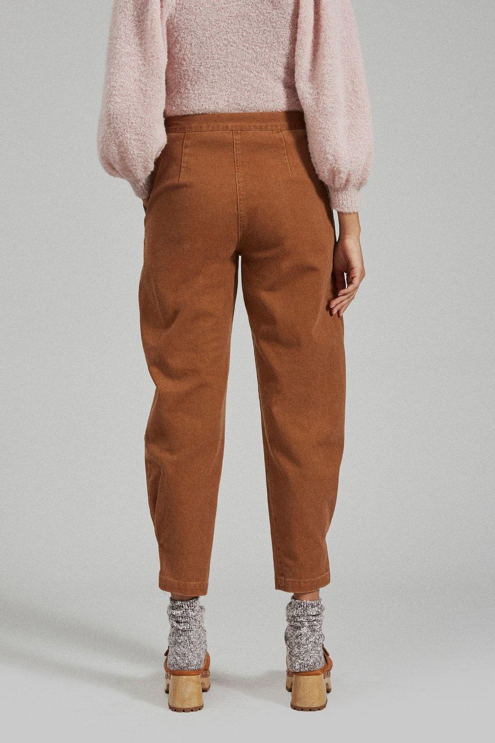 Transit Pant Chestnut