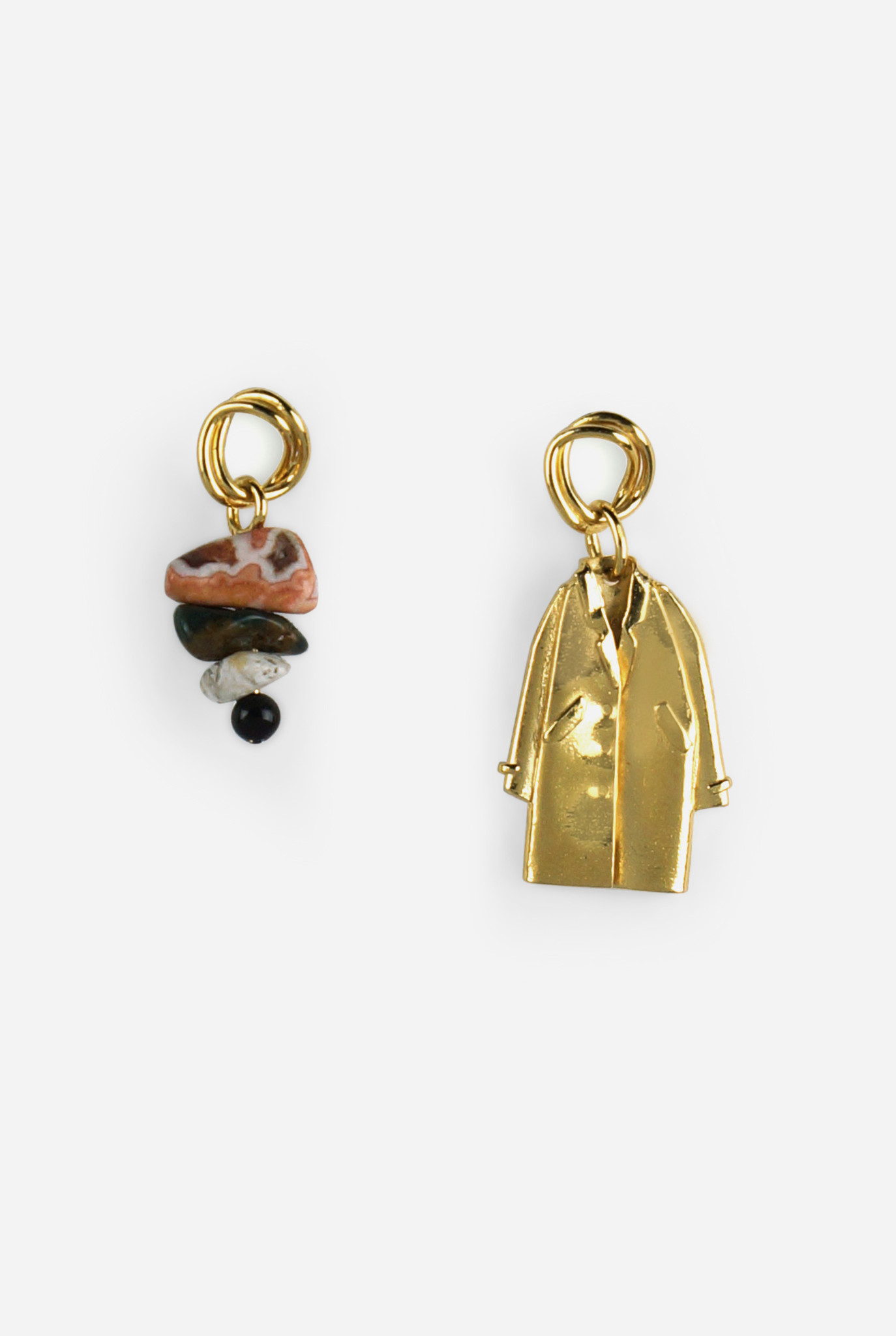 Jitty Earrings Trenchcoat