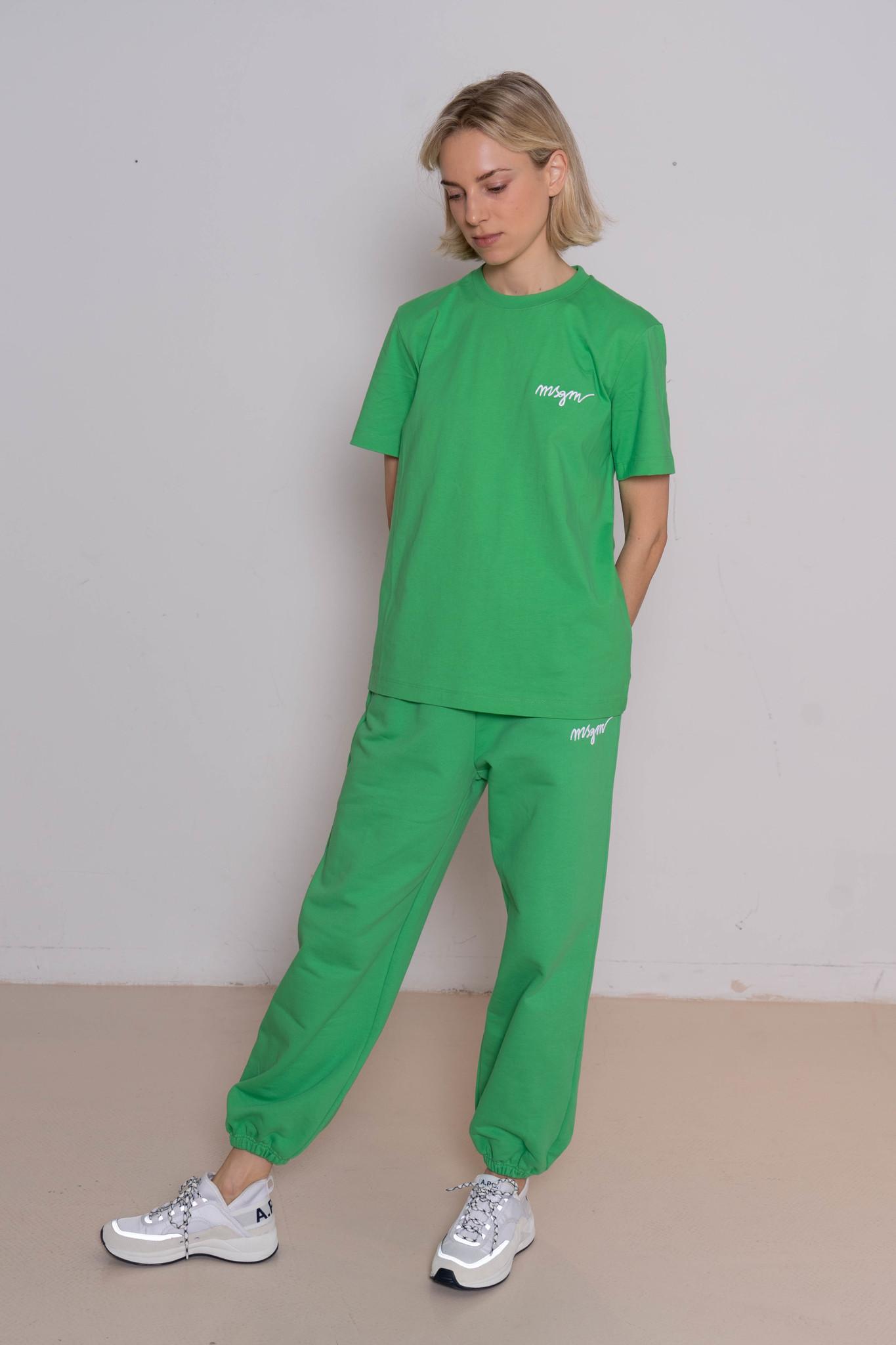 Jogging Pants Luminious Green
