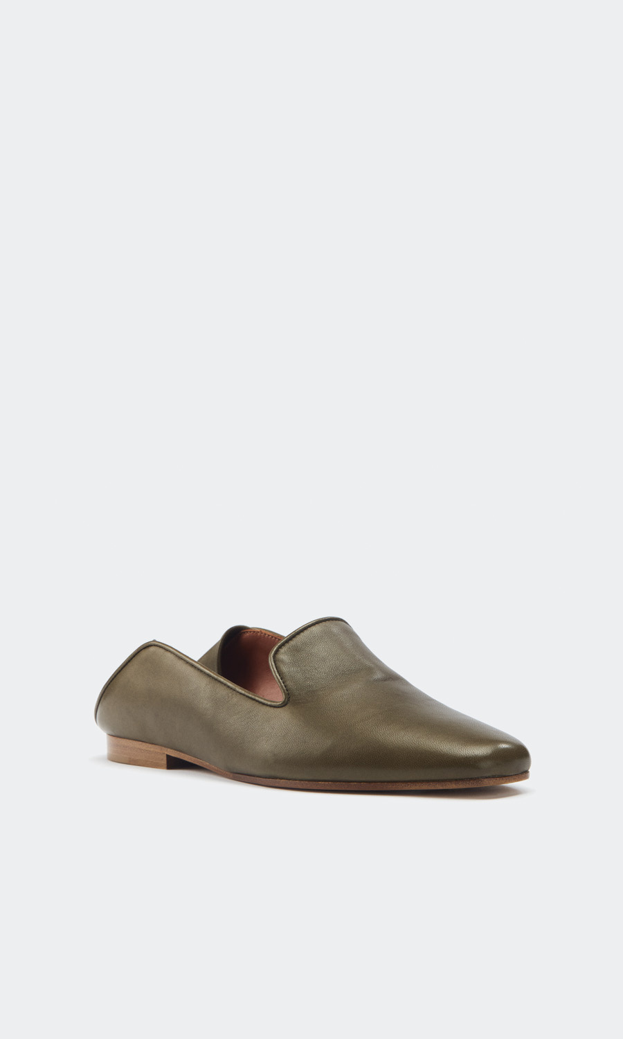 Bay Loafer Chasse Green